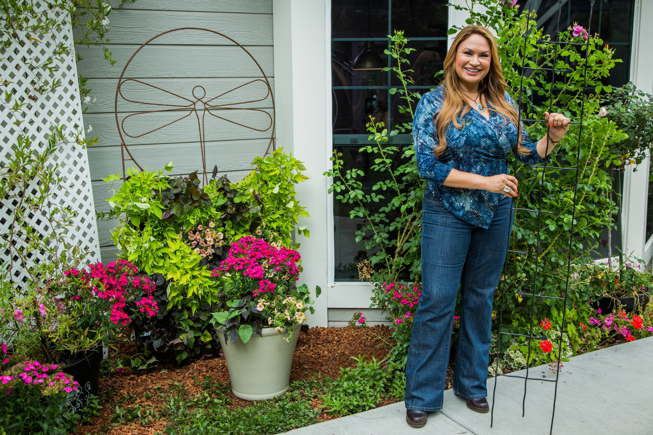 Do it yourself wall garden video hallmark channel Home channel gardening