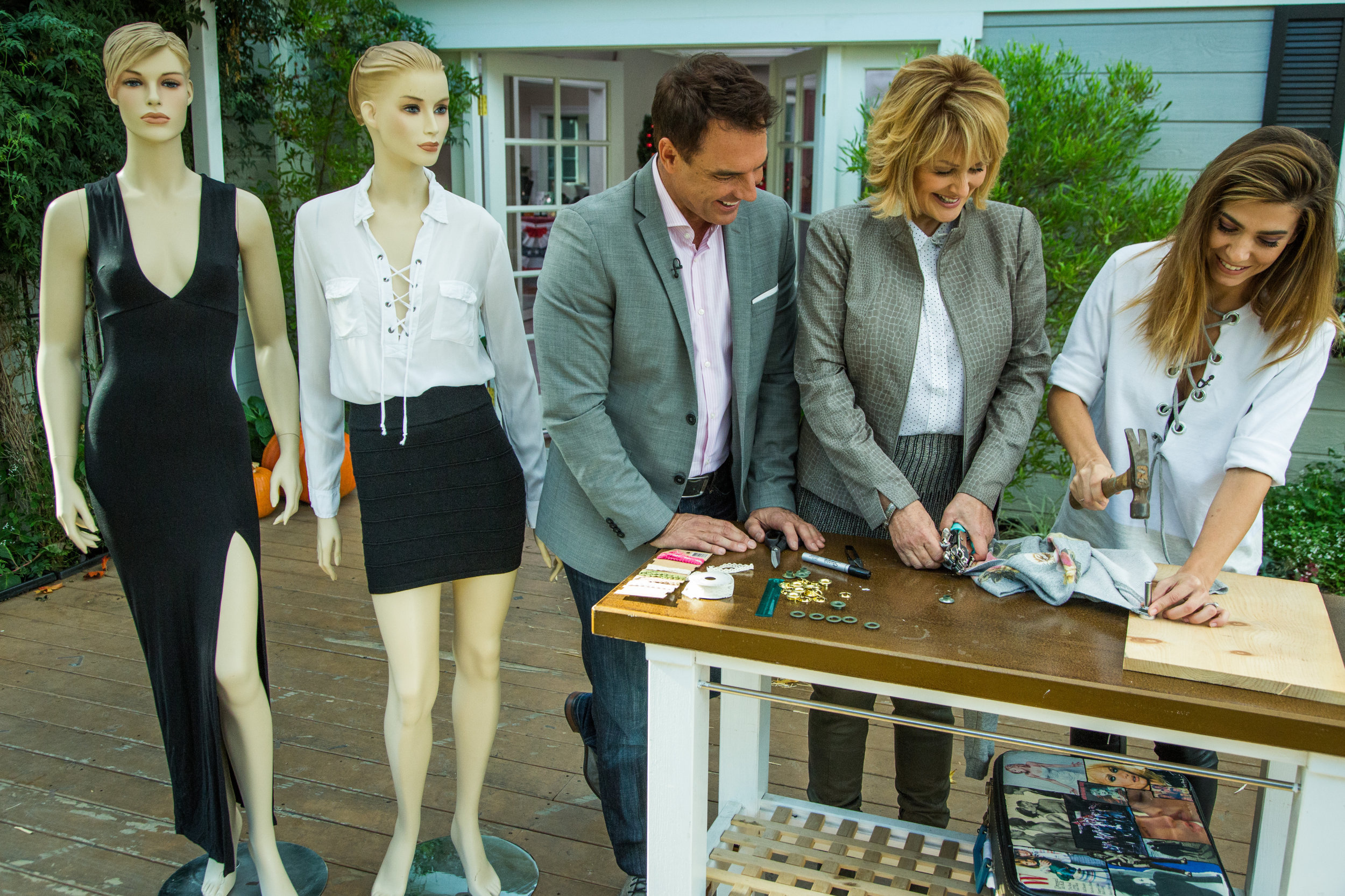 Hollywood steals home and family - Grommet Clothing Home Family