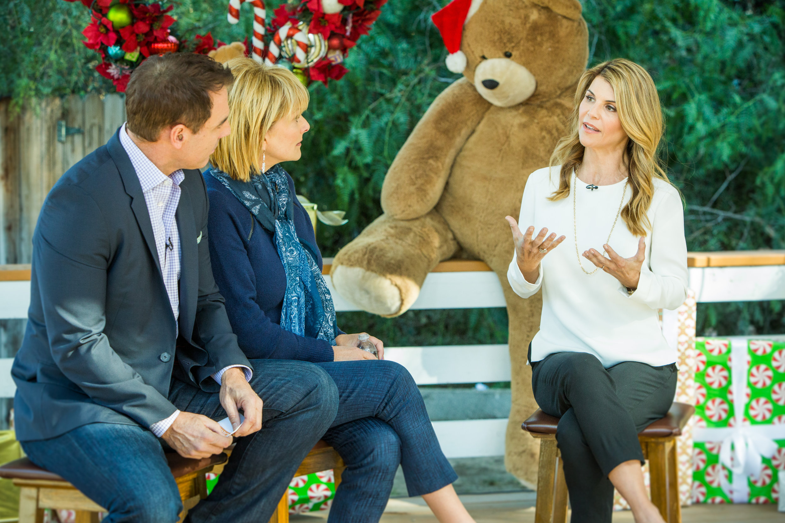 All about Amazoncom Northpole Open For Christmas Lori Loughlin ...