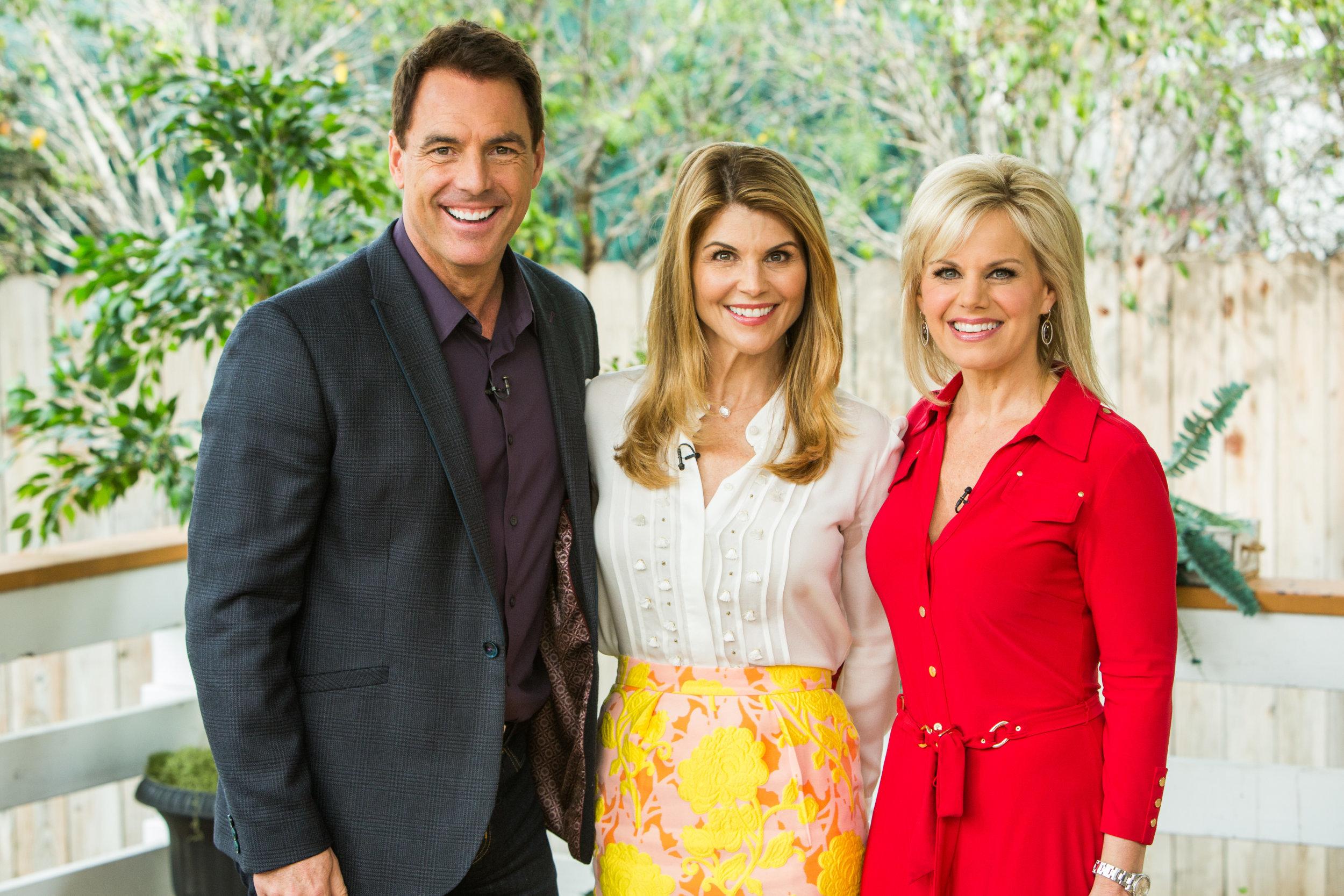 Lori Loughlin Talks When Calls the Heart - Home & Family ...