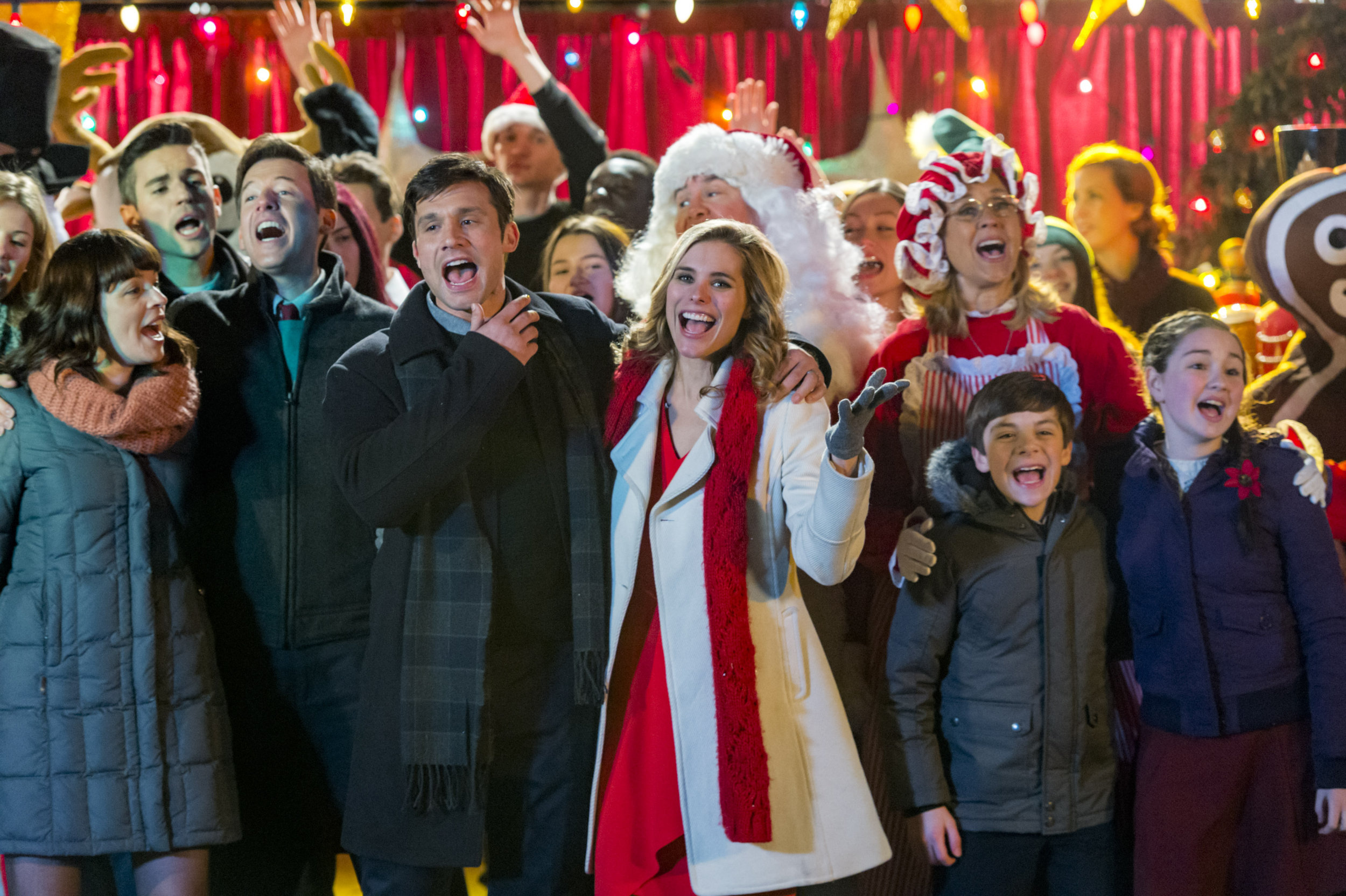 Video   A Perfect Christmas   Hallmark Channel
