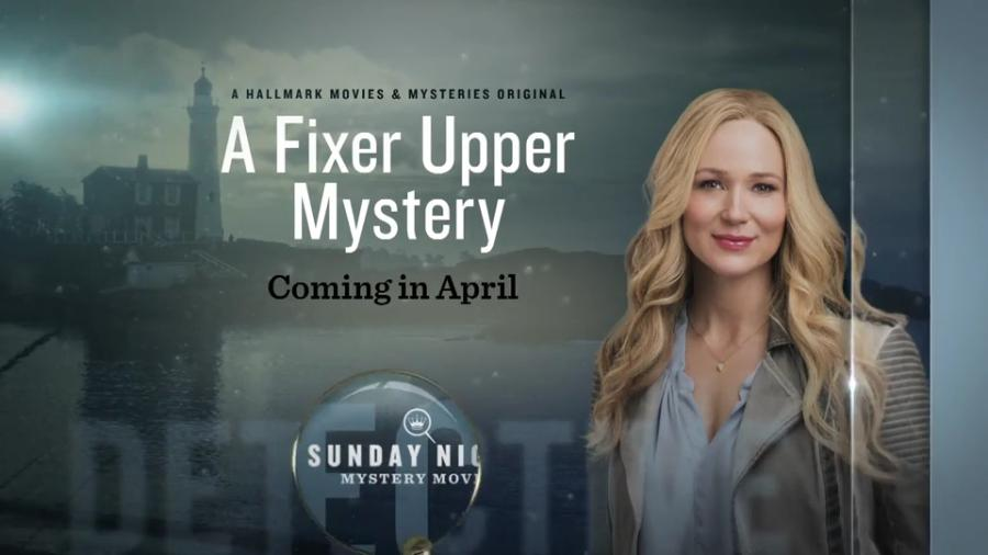 a new fixer upper mystery coming in april hallmark movies and mysteries. Black Bedroom Furniture Sets. Home Design Ideas