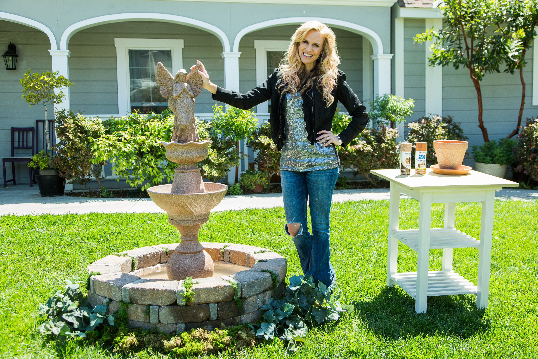 How To Home Family DIY Fountain Hallmark Channel