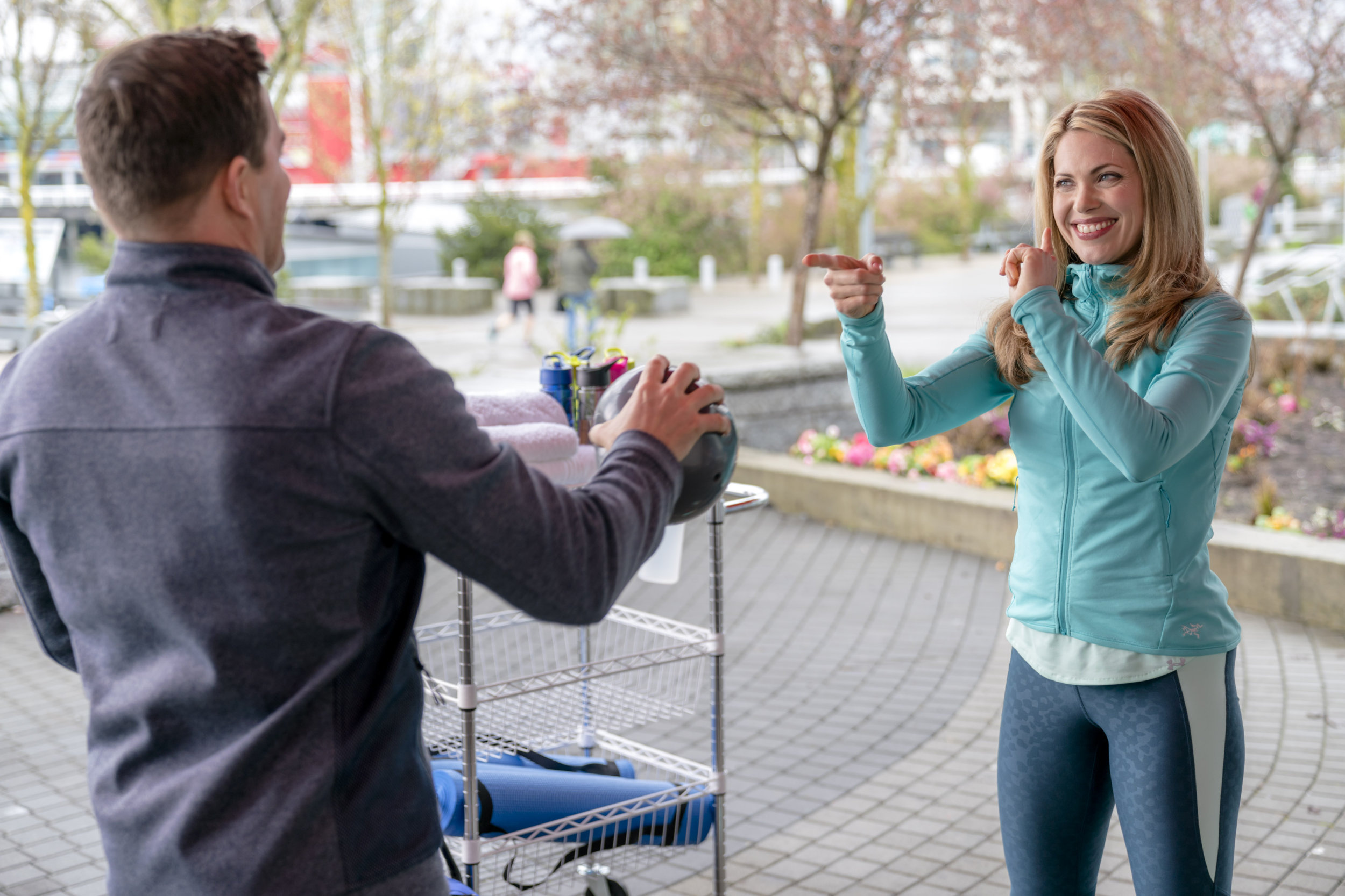Exclusives The Perfect Bride Outtakes Hallmark Channel