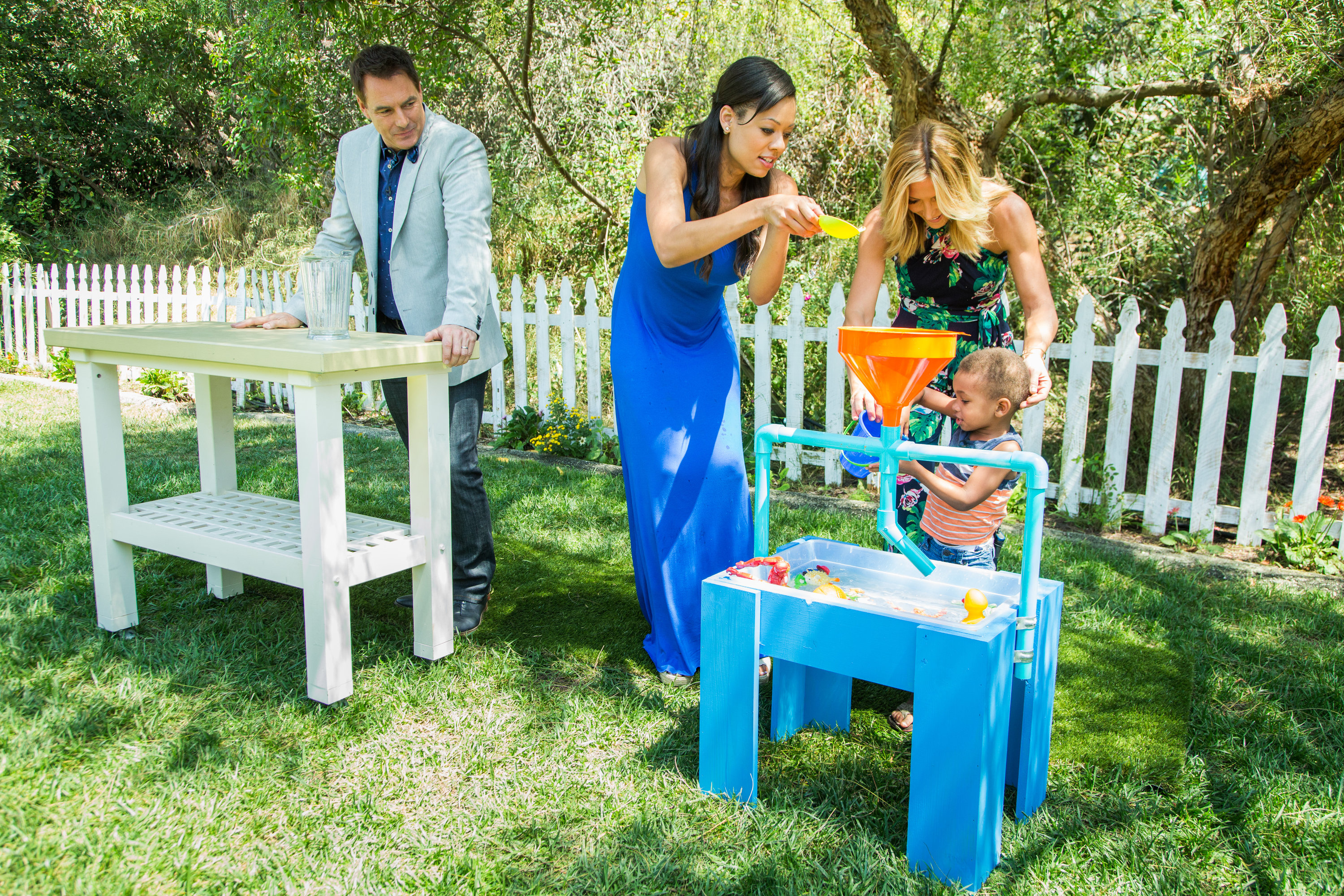 DIY Kids Water Table Home Family Video