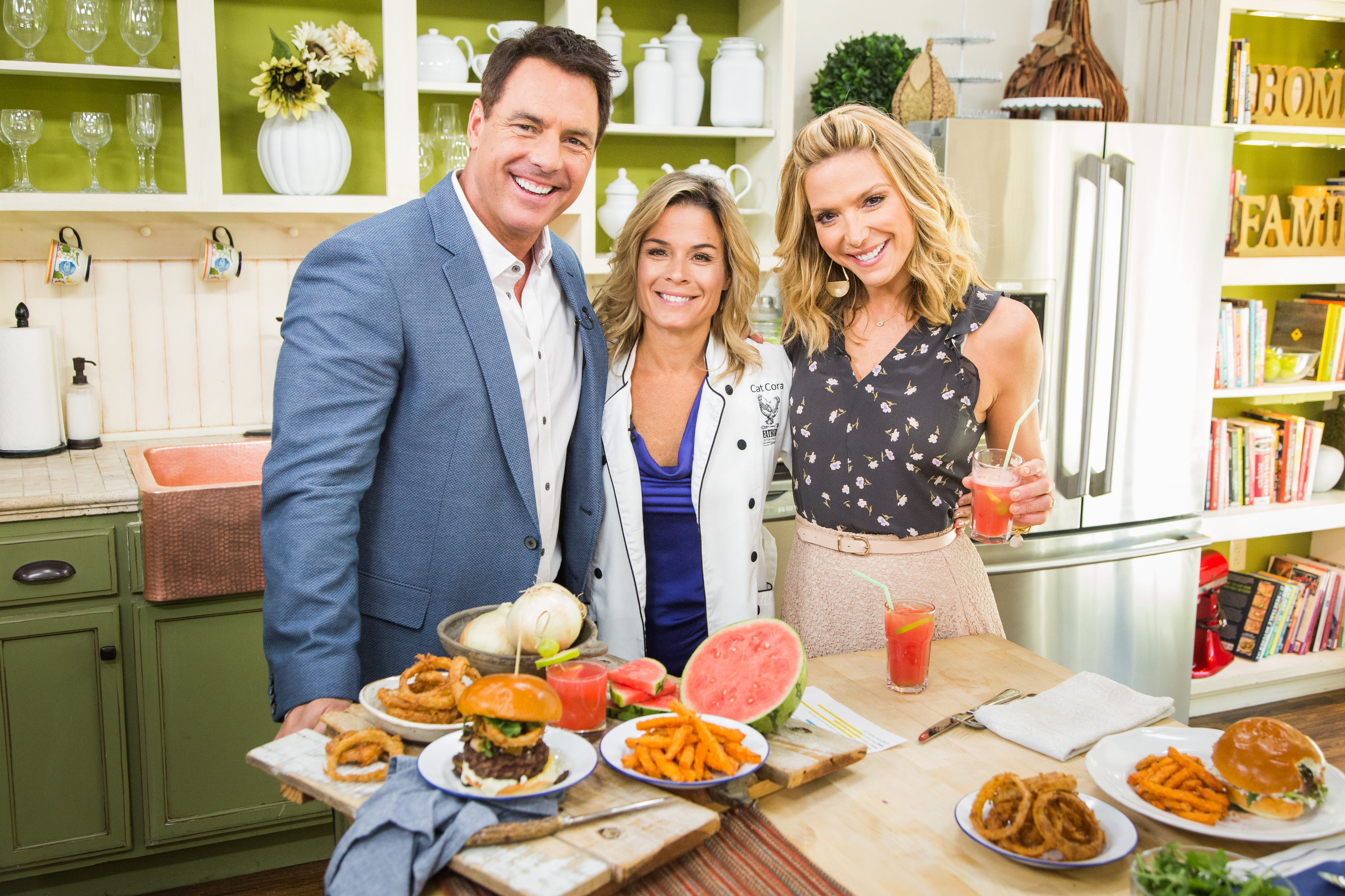 Hollywood steals home and family - Montecito Burger Home Family