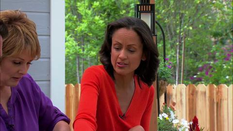 Actress Amp Gardening Expert Anne Marie Johnson Home
