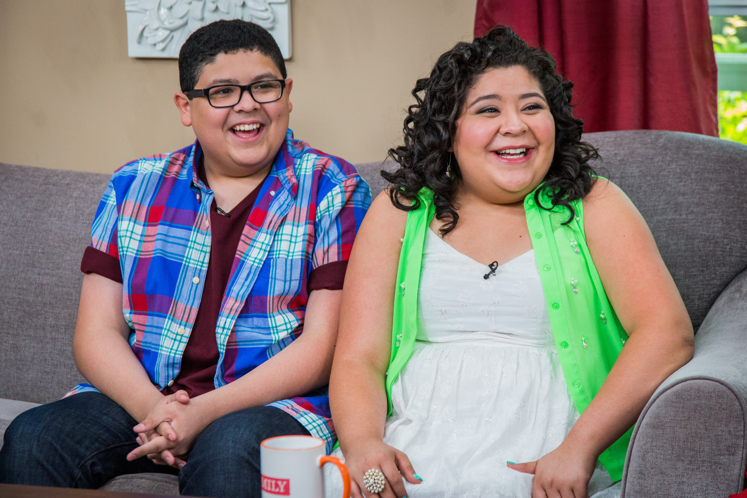 2017 2018 Bowl Schedule >> Rico and Raini Rodriguez Interview - Home & Family - Video | Hallmark Channel