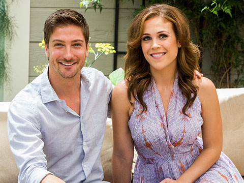 Erin krakow and daniel lissing dating images. aries dating a cancer man pros.