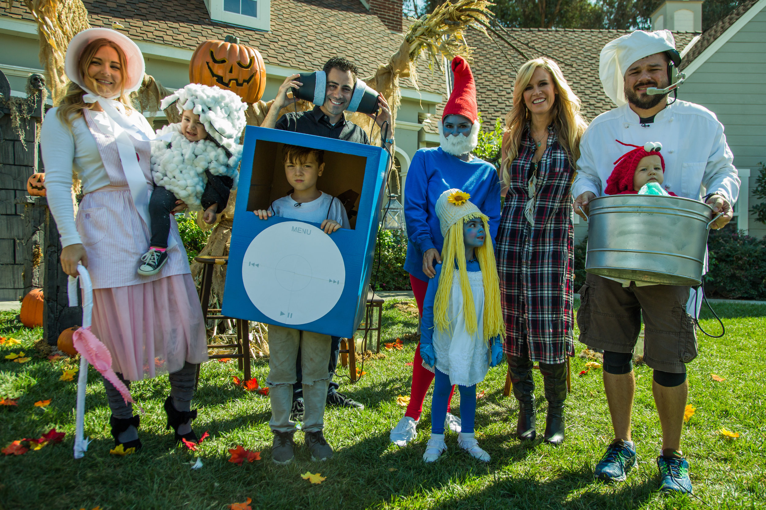 halloween costumes for children and parents - home & family - video