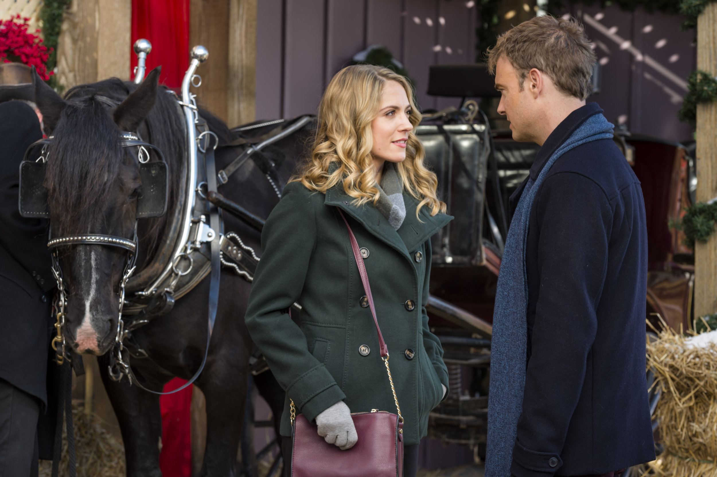 On The Twelfth Day Of Christmas.Preview On The Twelfth Day Of Christmas Hallmark Channel
