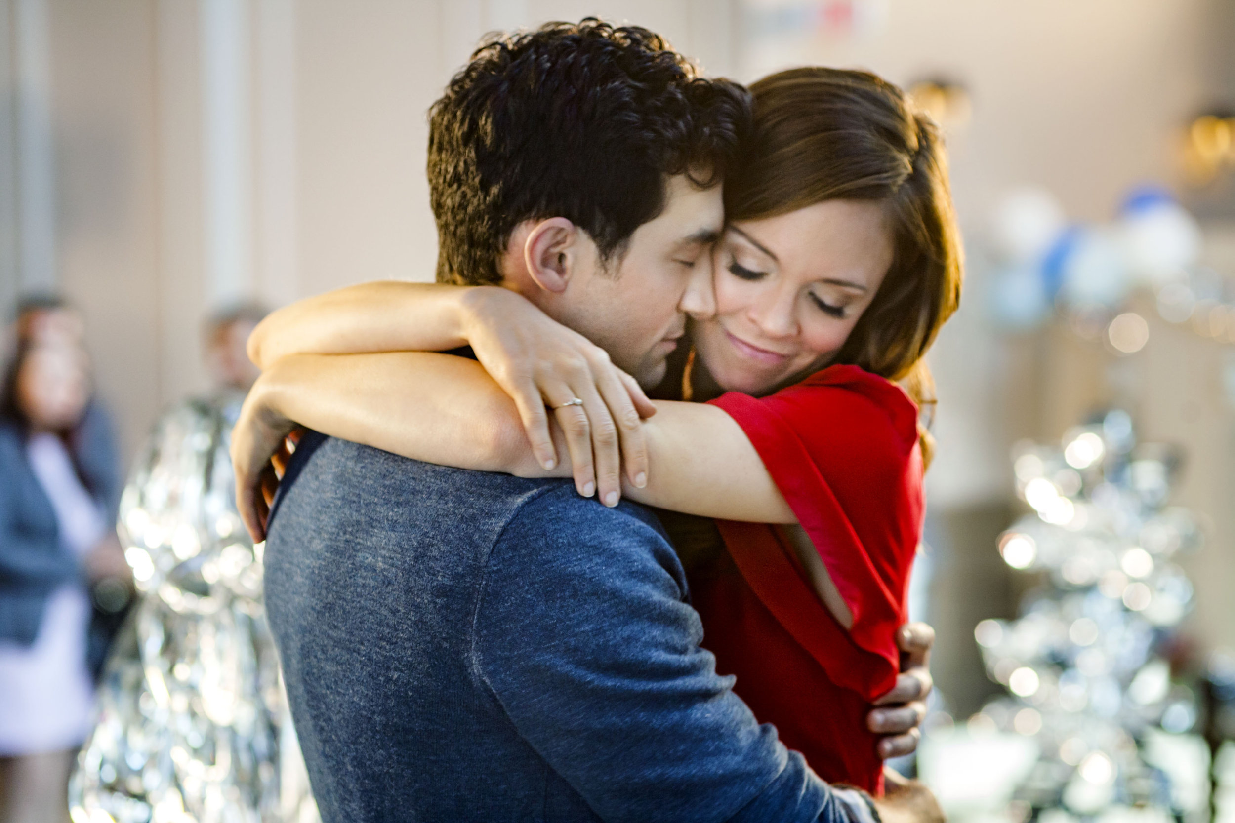 countdown to christmas best romantic moments hallmark channel - Best Hallmark Christmas Movies
