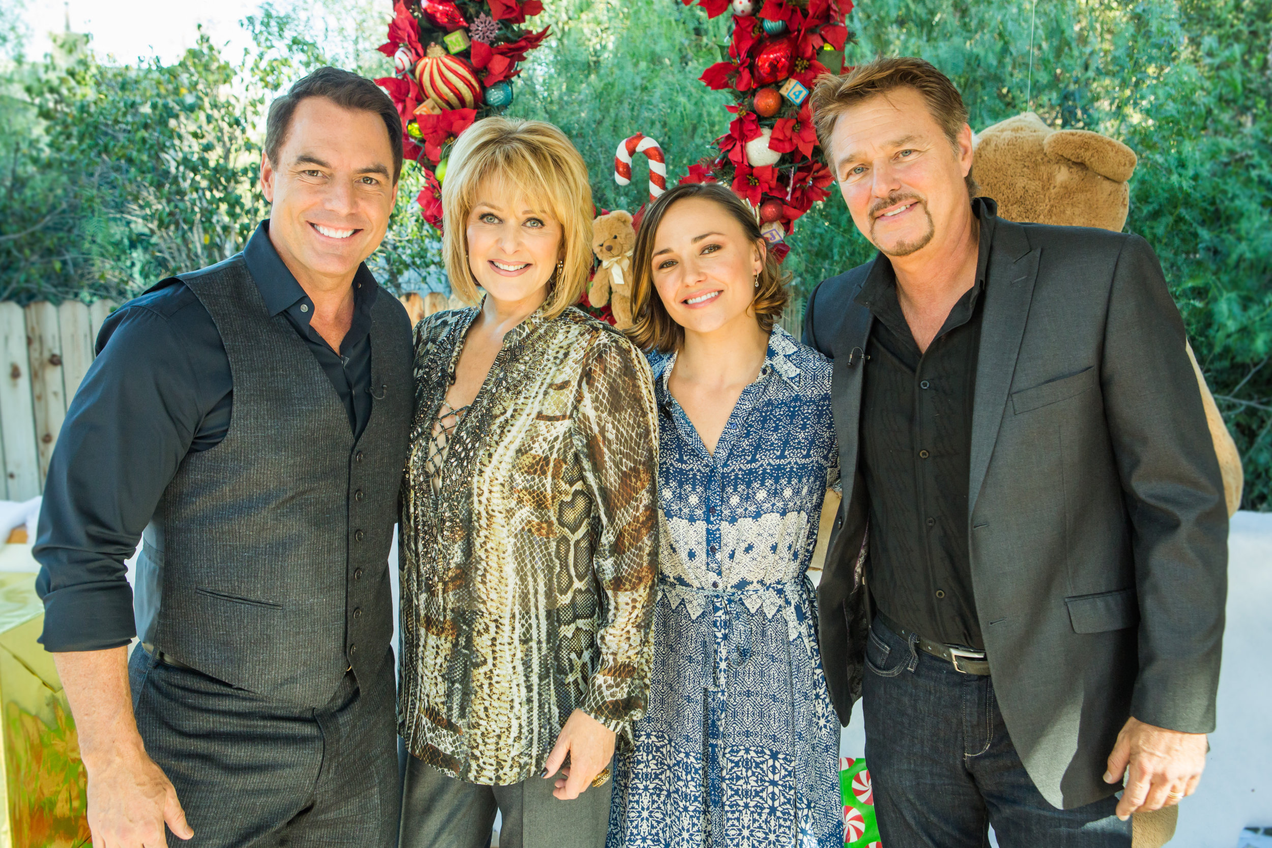 once upon a holiday interview home family video hallmark channel - Once Upon A Christmas Full Movie