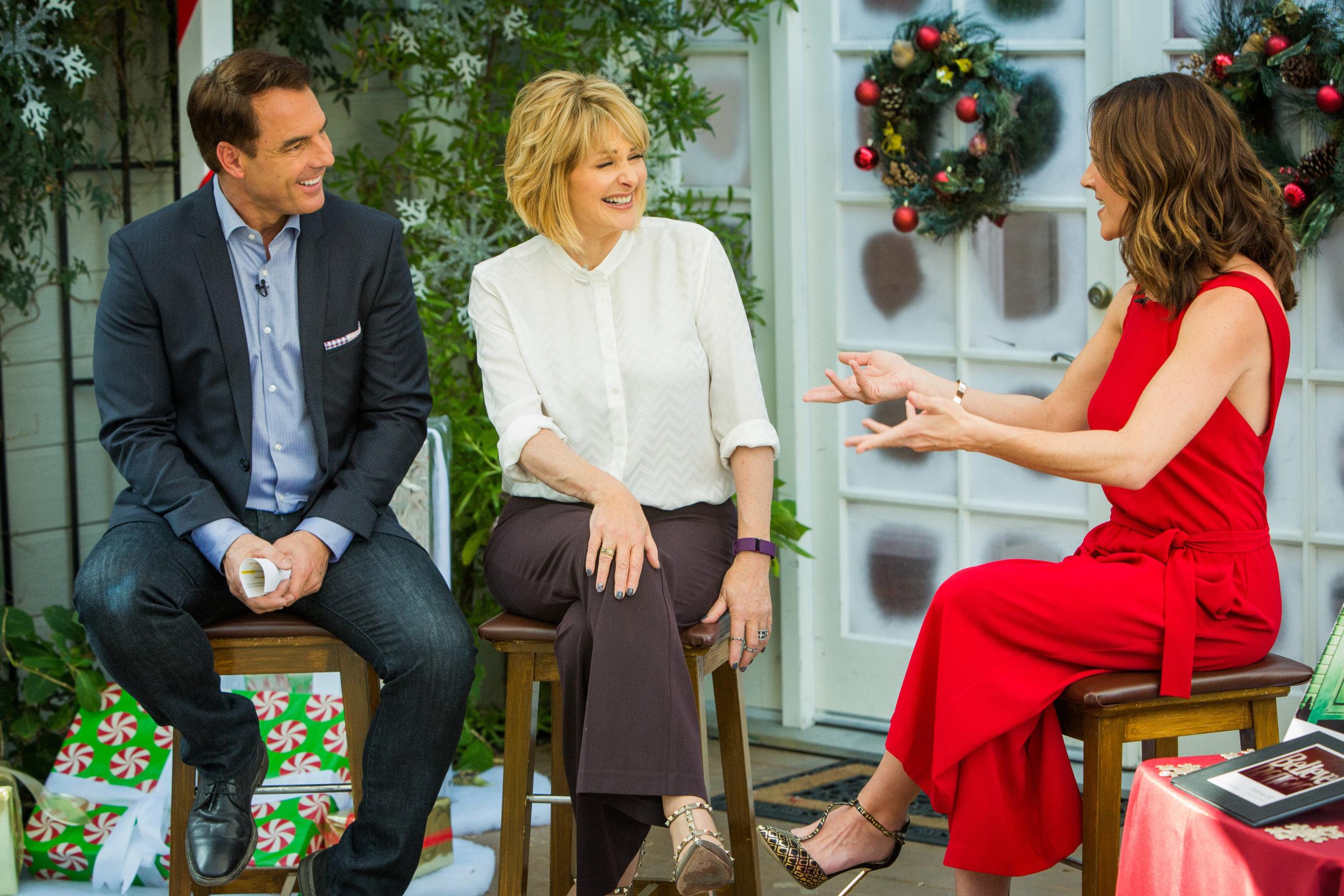 Nikki Deloach Interview - Home & Family - Video   Hallmark Channel