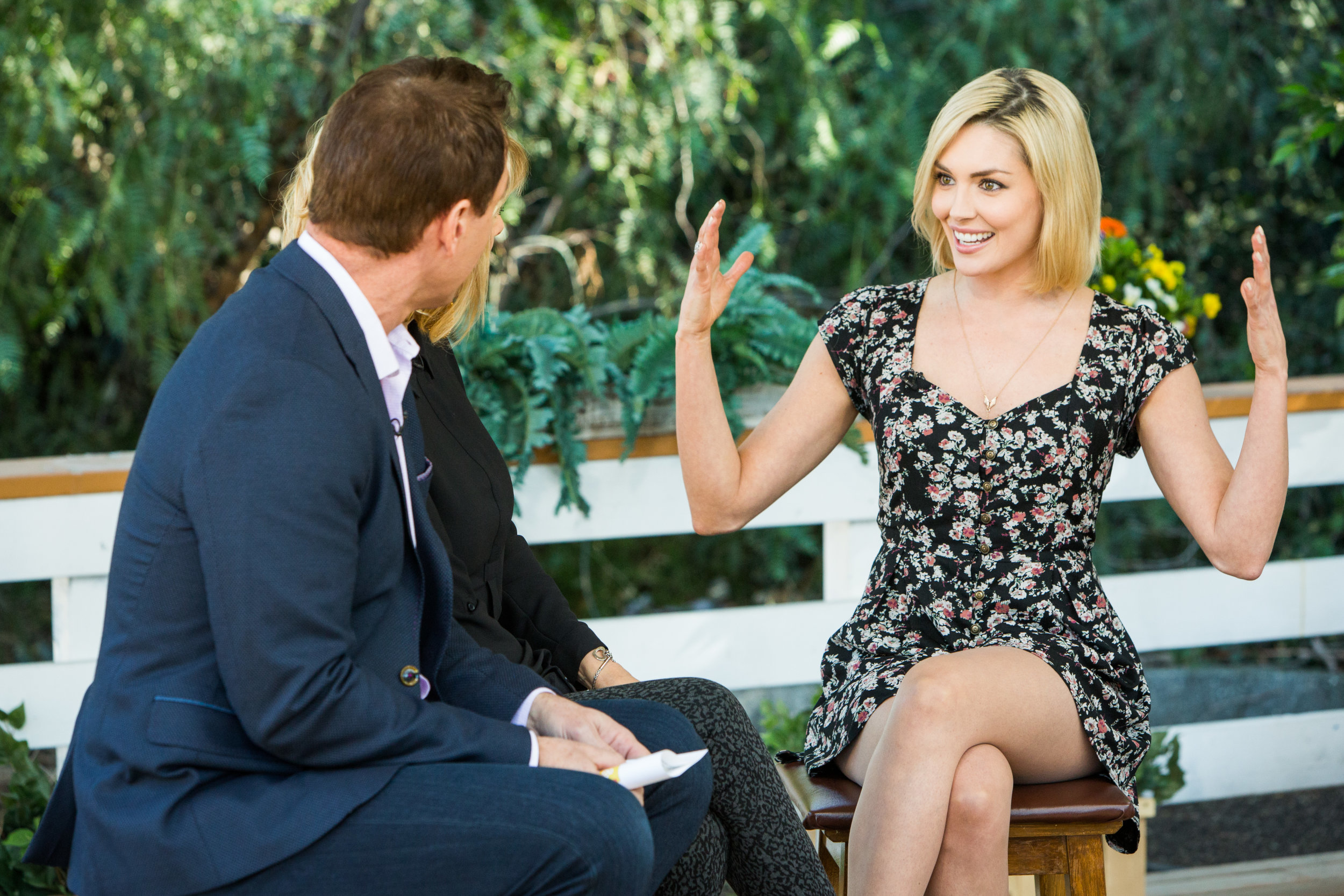 Taylor Cole Interview Home Family Video Hallmark Channel
