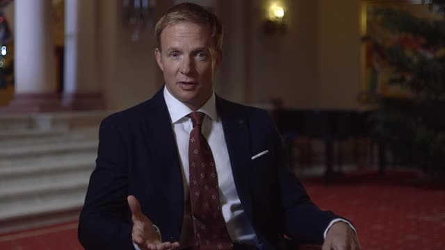 A Crown For Christmas.Interview Crown For Christmas Rupert Penry Jones On Max