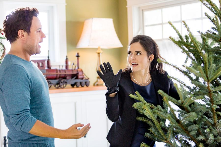My Christmas Dream.On Location My Christmas Dream Hallmark Channel