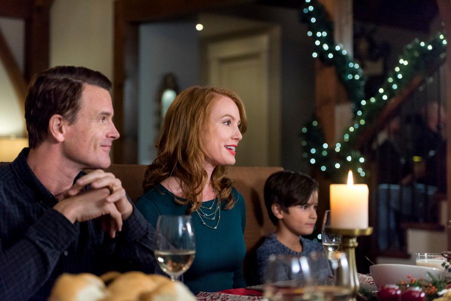 The Christmas List.Christmas List A Bowl Full Of Jolly Hallmark Channel