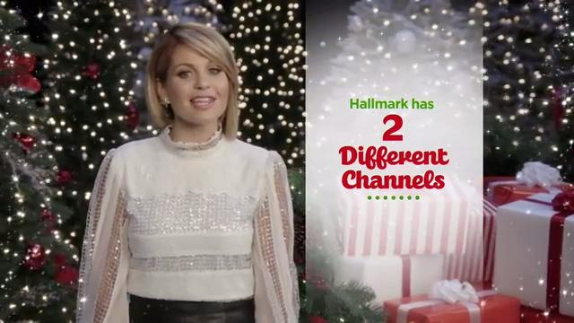 hallmark for the holidays candace cameron bure hallmark channel - Hallmark Christmas Commercial