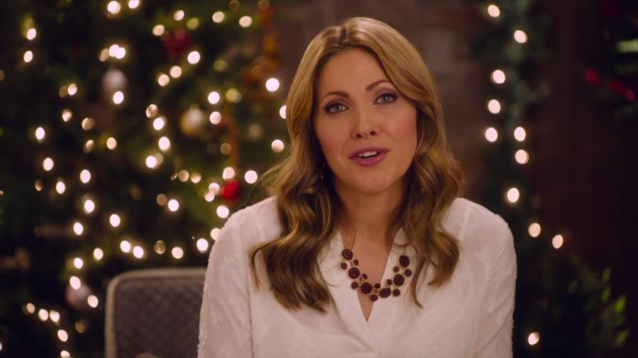 9 Days To Christmas 2016 Pascale Hutton Hallmark Channel