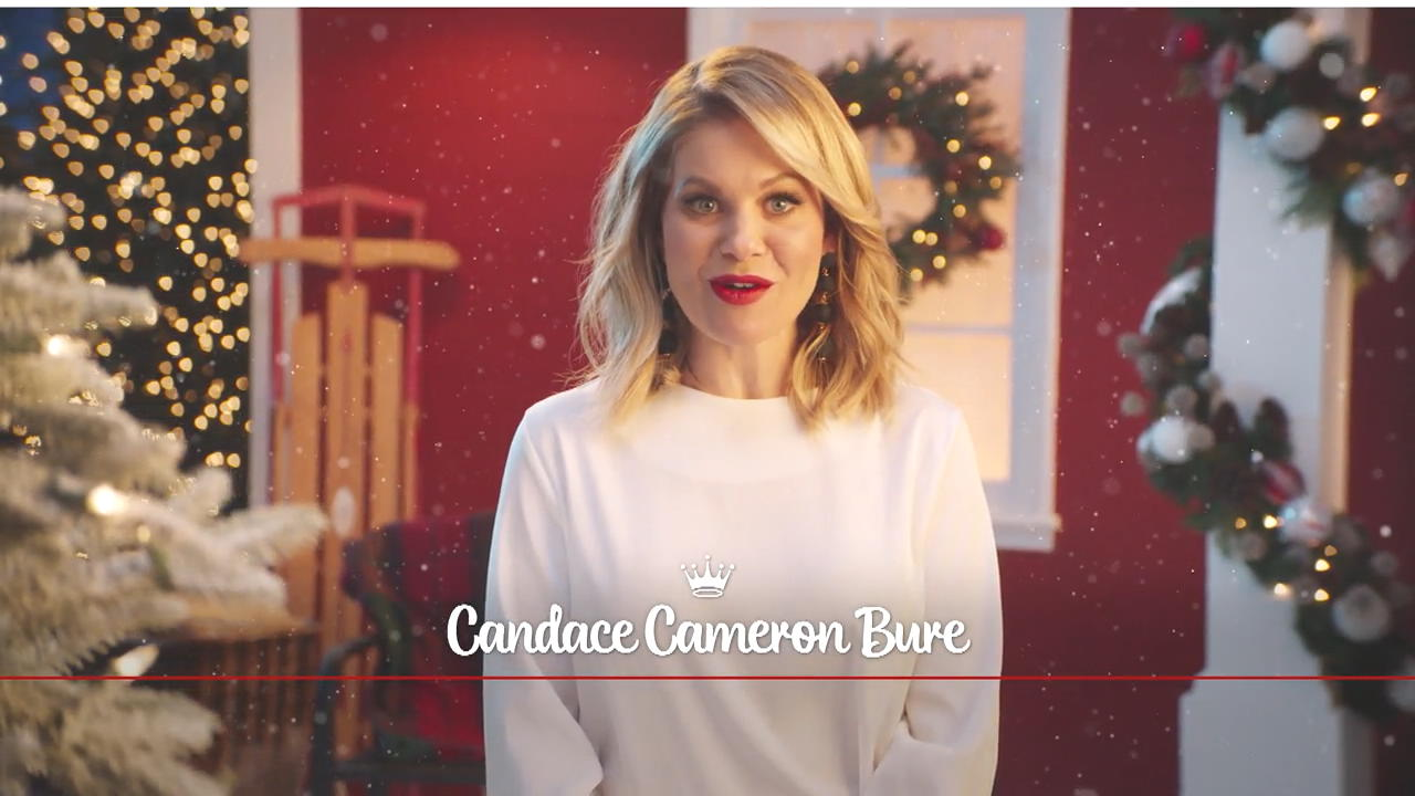 preview thanksgiving event with candace cameron bure hallmark channel - Hallmark Christmas Commercial
