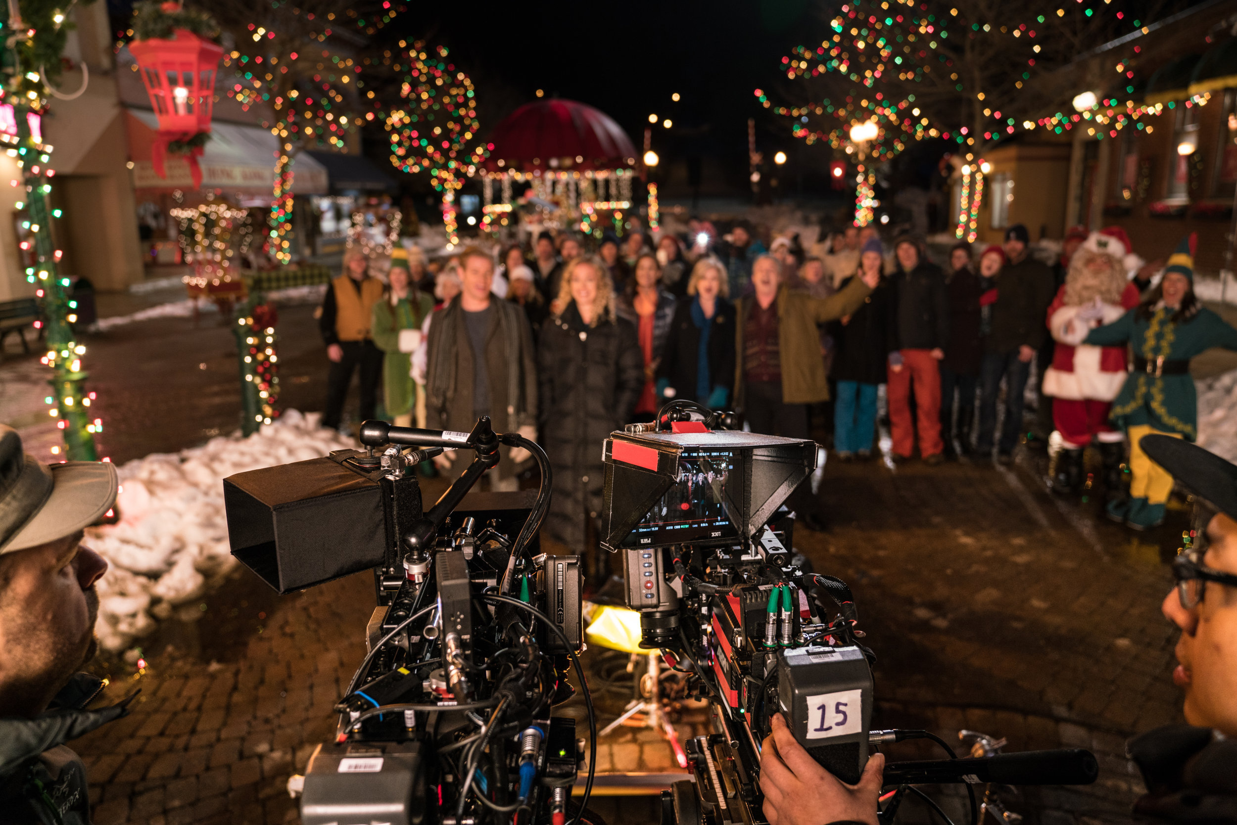 On Location Marry Me At Christmas Hallmark Channel