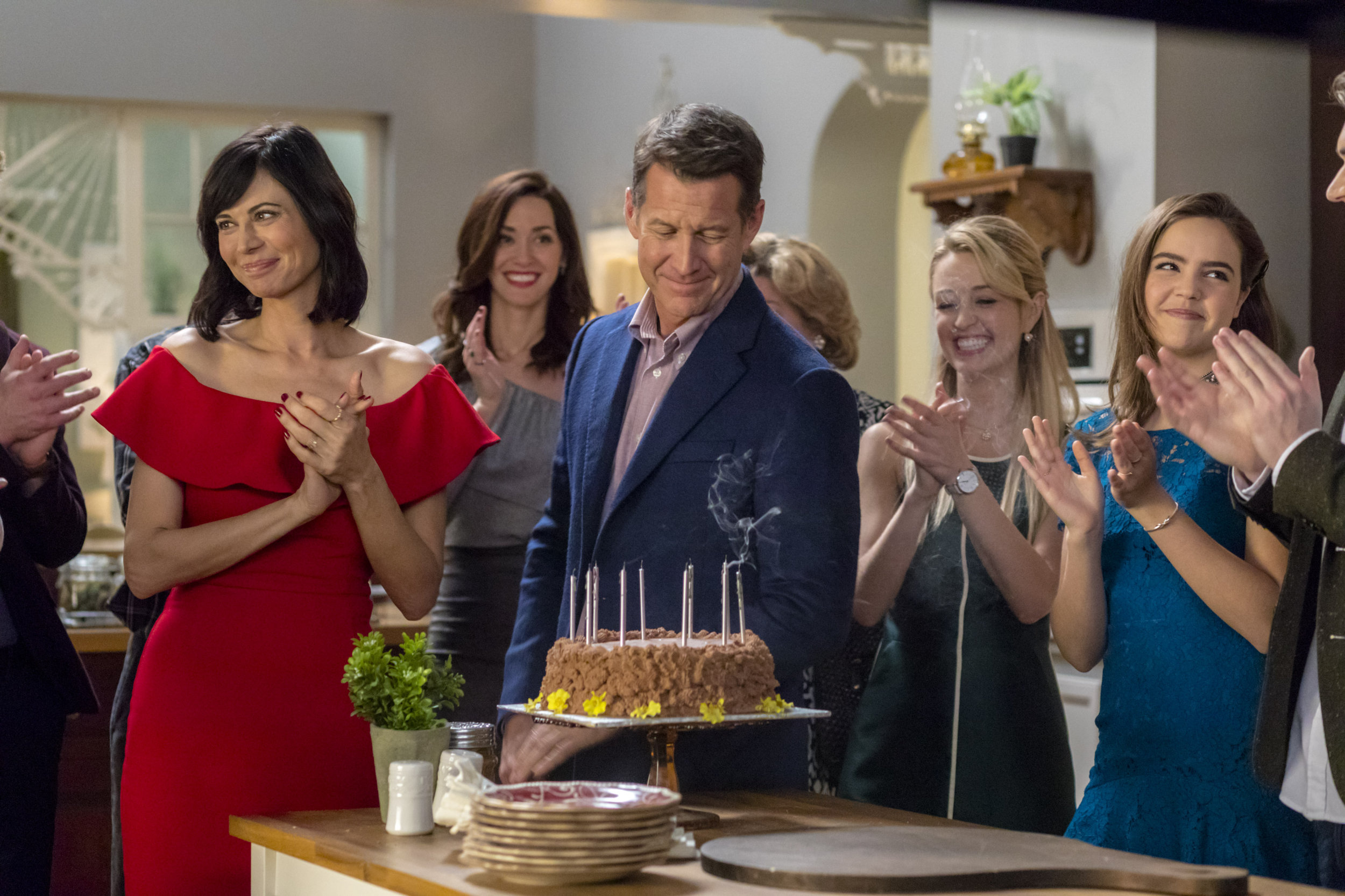 Exclusive - Good Witch Season 4 Announcement | Hallmark Channel