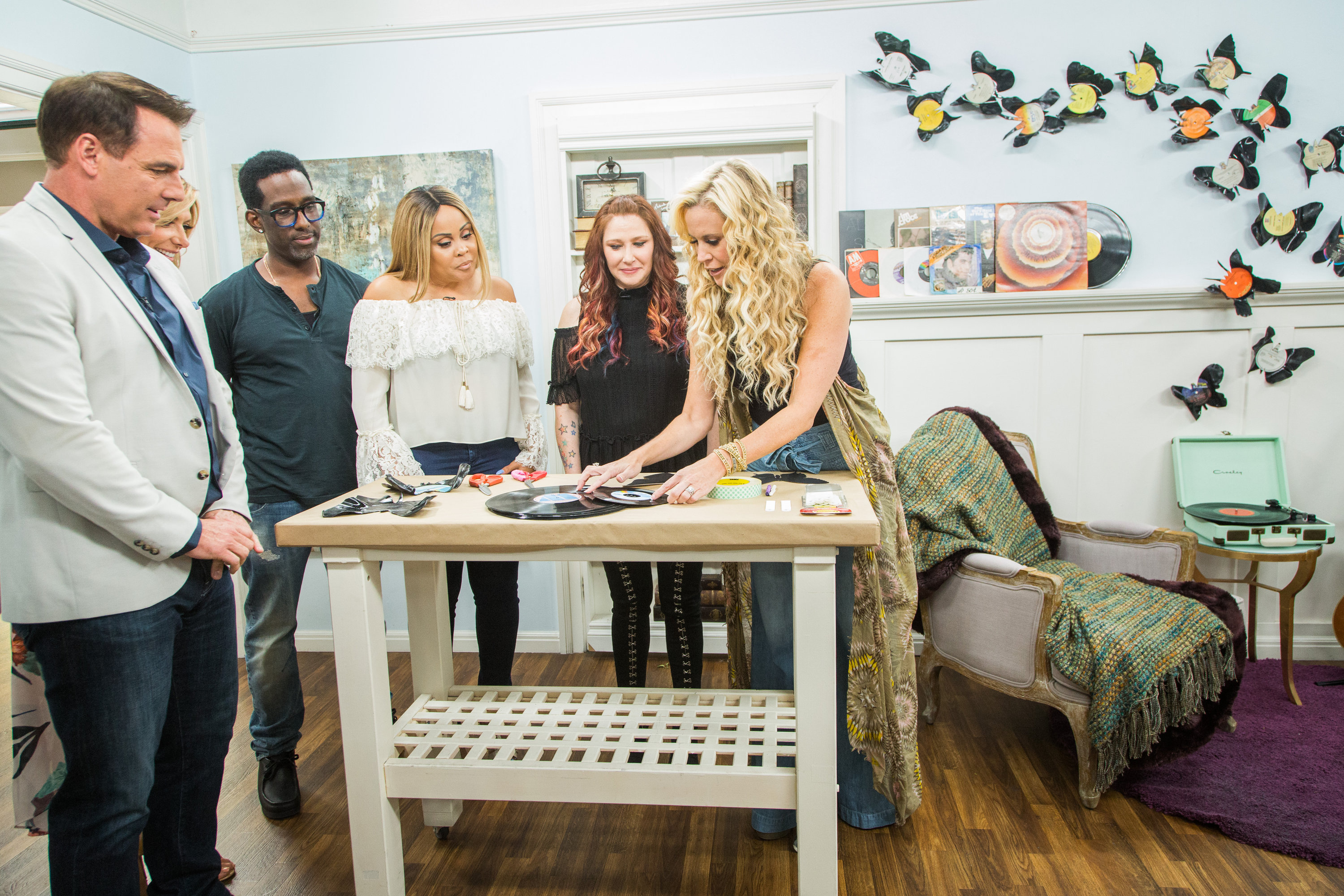 Diy Butterfly Records Home Amp Family Hallmark Channel