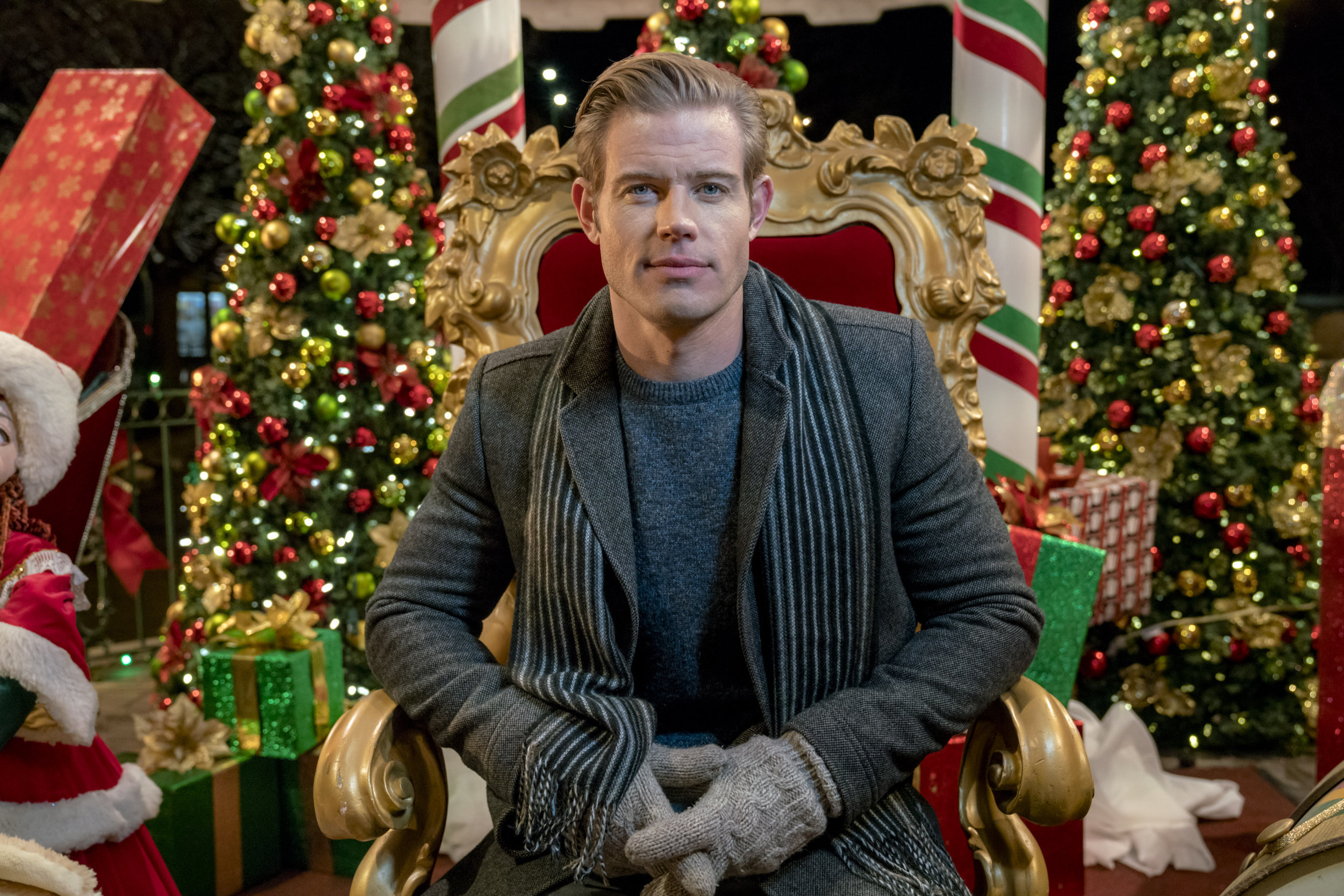 Marry Me At Christmas.Preview Marry Me At Christmas Hallmark Channel