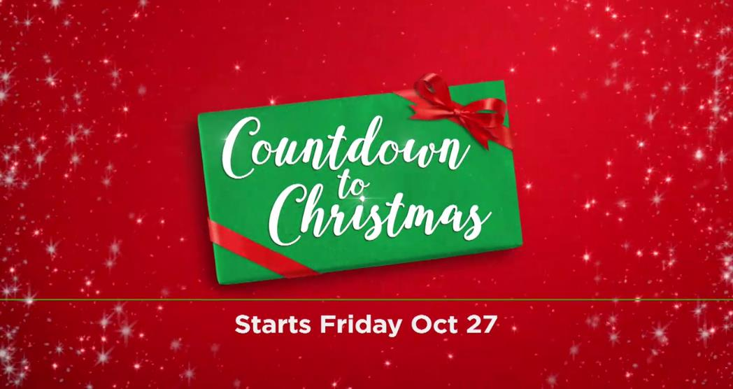 Countdown To Christmas.Preview Countdown To Christmas 2017 Hallmark Channel