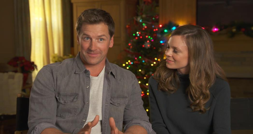 Christmas In Angel Falls.Interview Christmas In Angel Falls Rachel Boston And