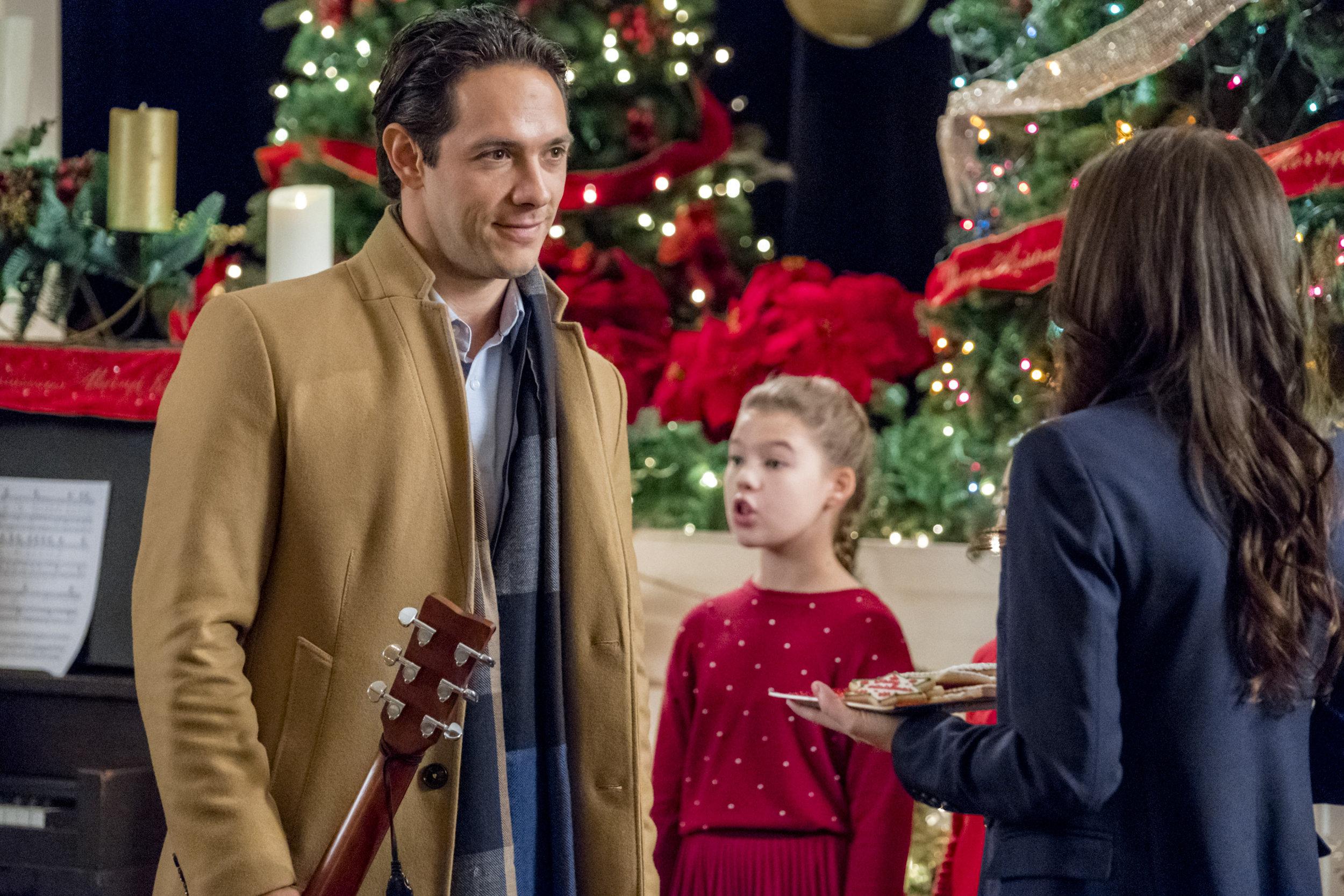 On Location - A Joyous Christmas | Hallmark Movies and Mysteries