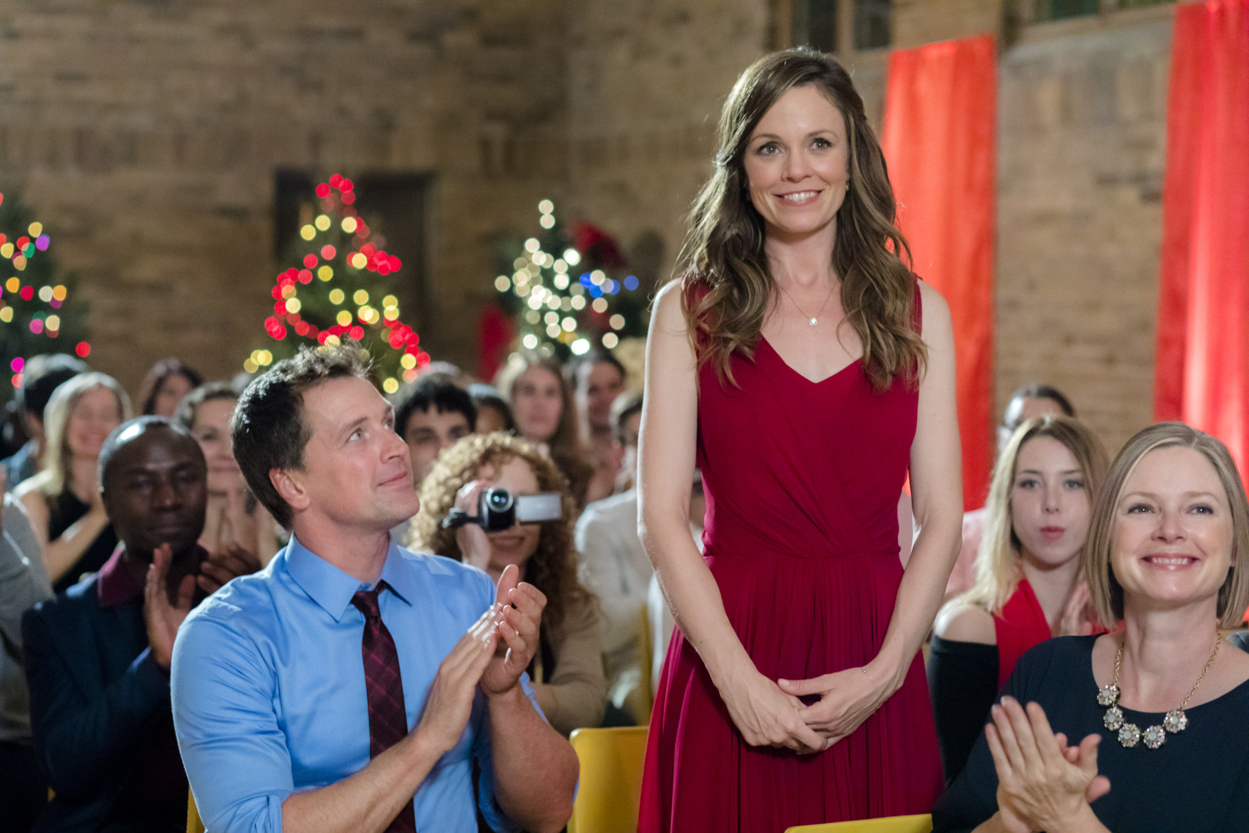Christmas In Angel Falls.On Location Christmas In Angel Falls Hallmark Movies And