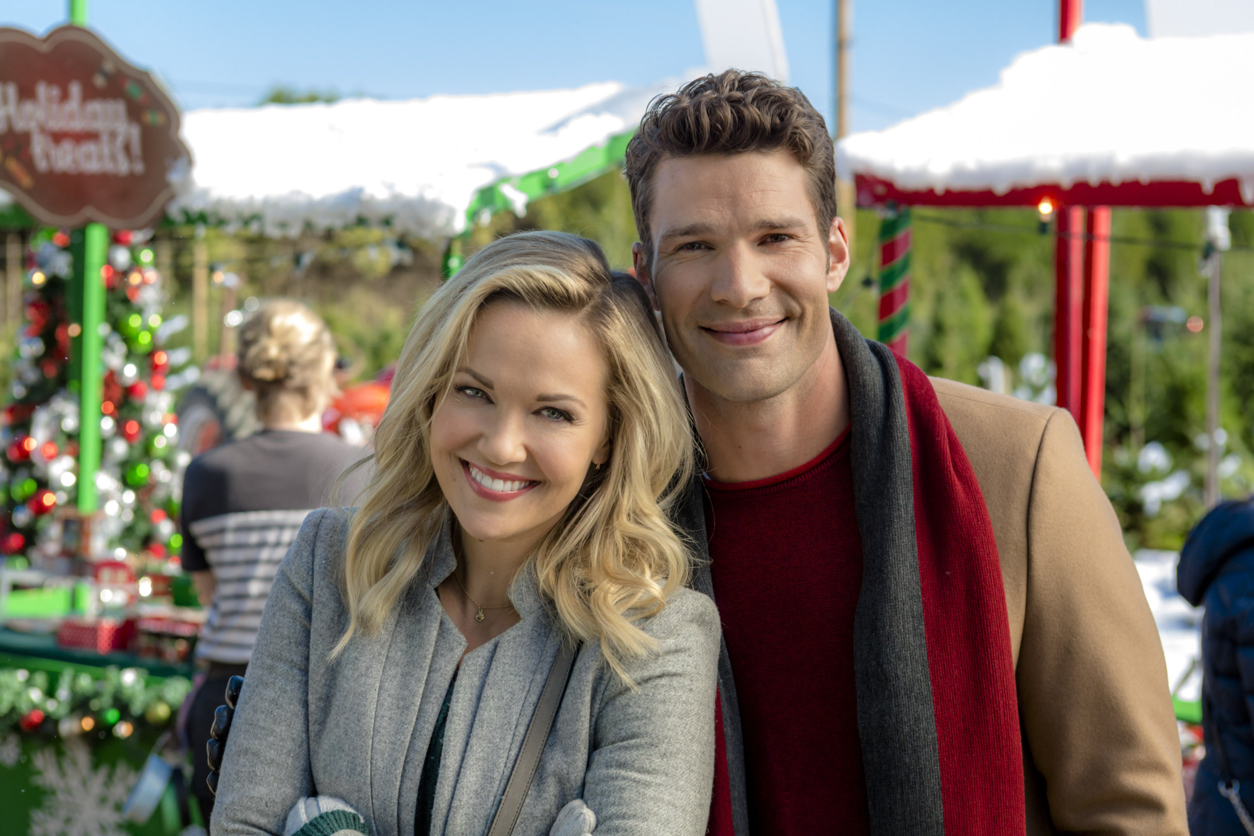 preview sneak peek with love christmas hallmark channel
