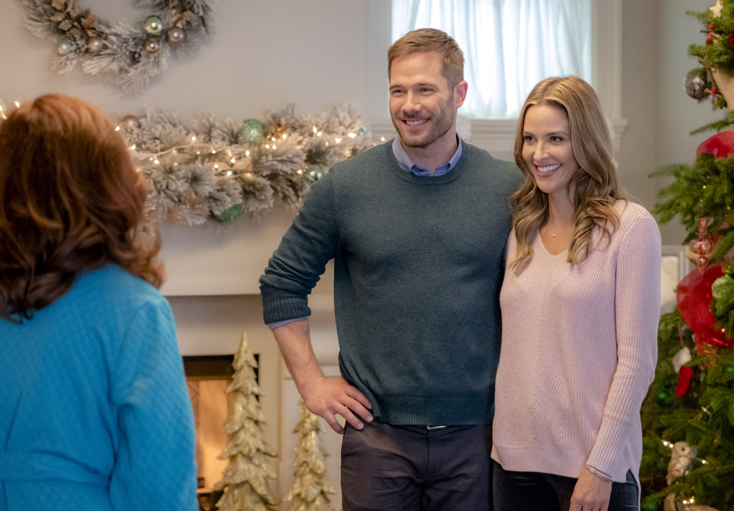 Karen Kingsburys Maggies Christmas Miracle Cast.Jill Wagner Hallmark Channel