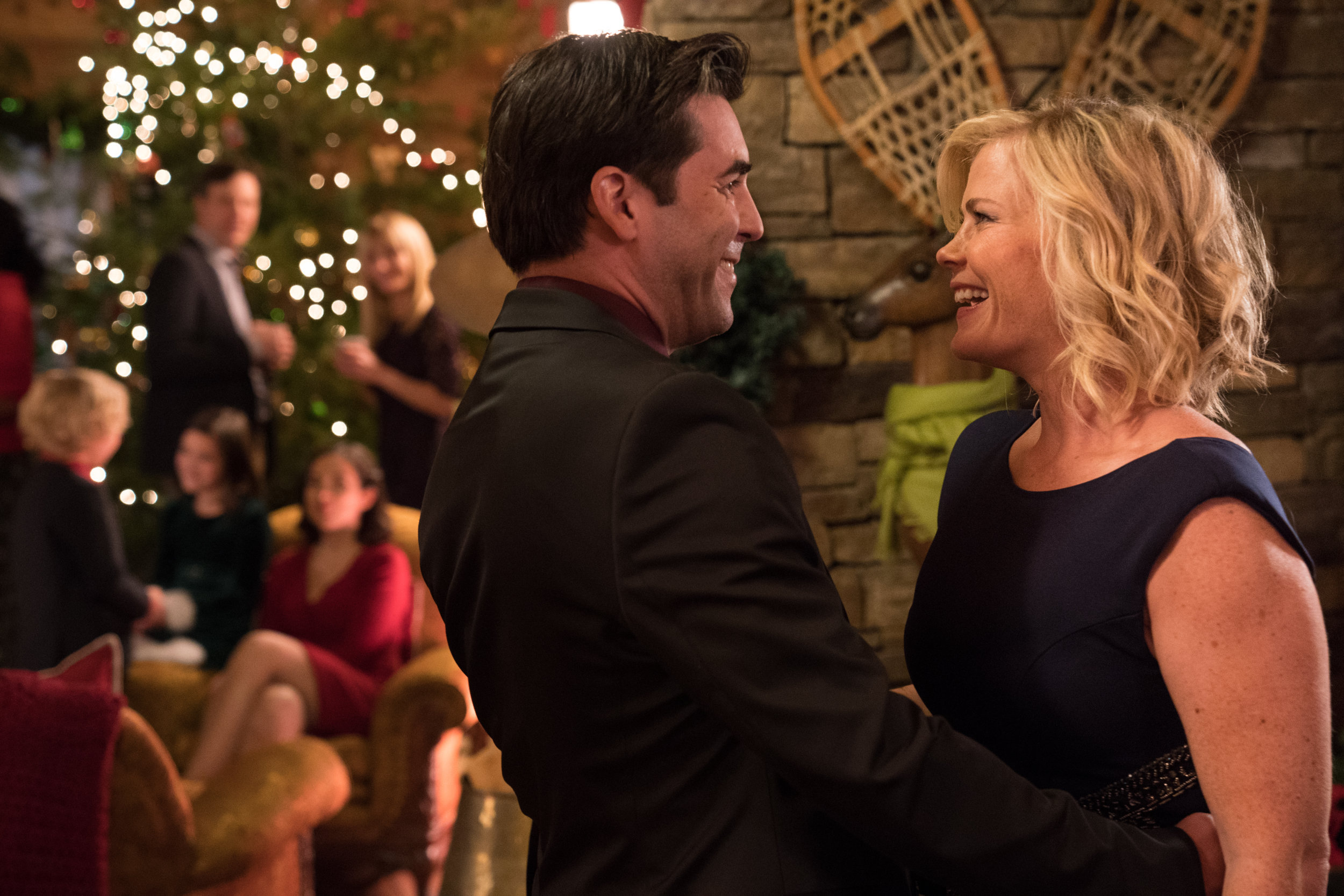 Christmas At Holly Lodge Cast.Cast Interviews Sophie S Evans Christmas At Holly