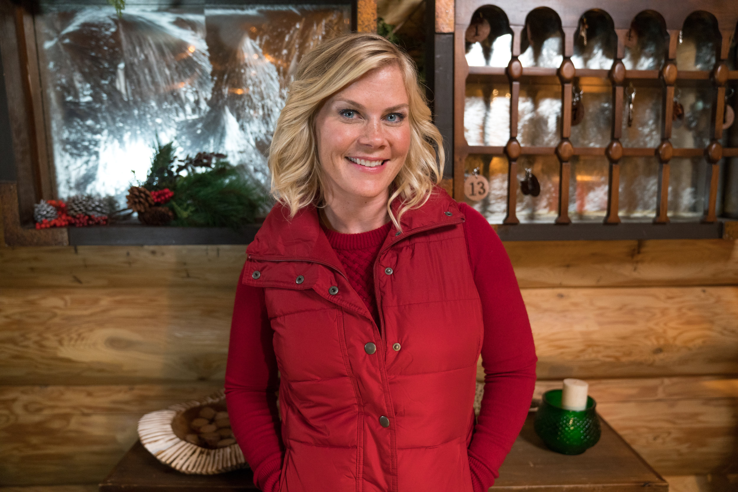 Christmas With Holly.Cast Interviews Working With Hallmark Channel Christmas
