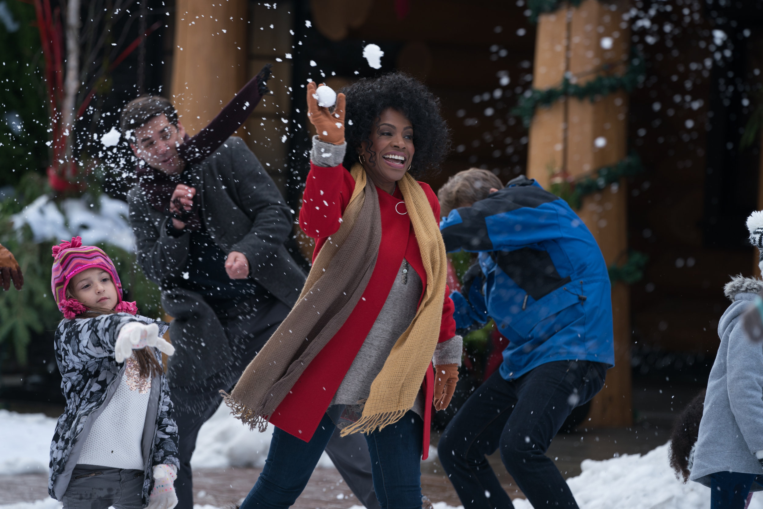 Will It Snow For Christmas Cast.Cast Interviews About Nadine Christmas At Holly Lodge
