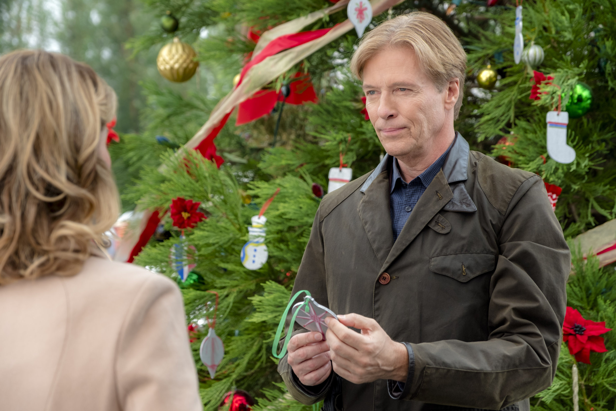 When Calls The Heart Christmas.Cast Interviews Jack Wagner S Christmas Traditions When