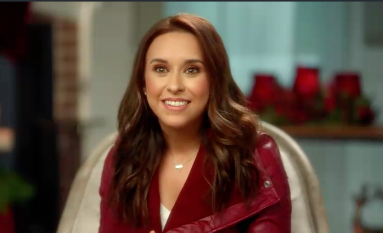 1 Day to Christmas - Lacey Chabert's Baby Announcement ...