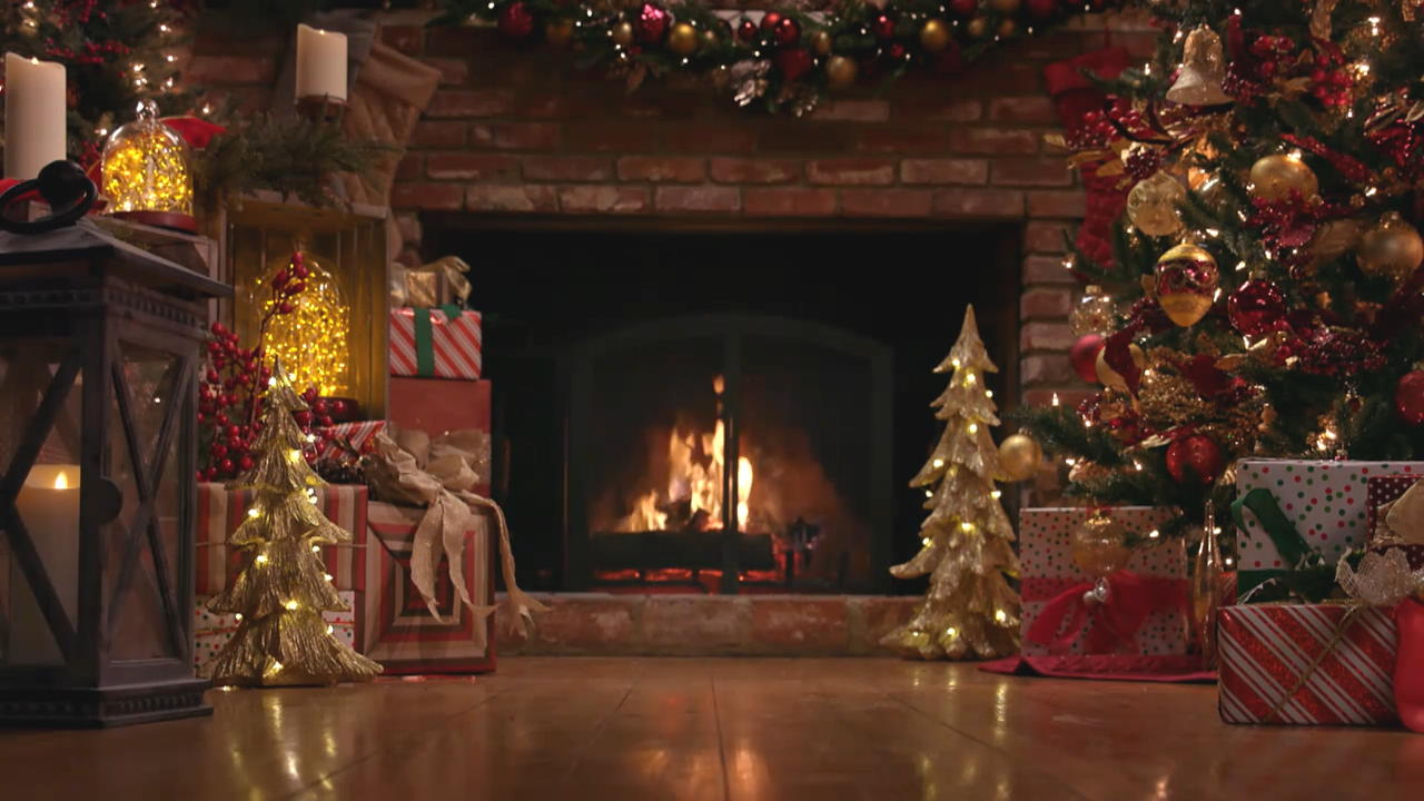 2017 A Very Happy Yule Log | Hallmark Movies and Mysteries
