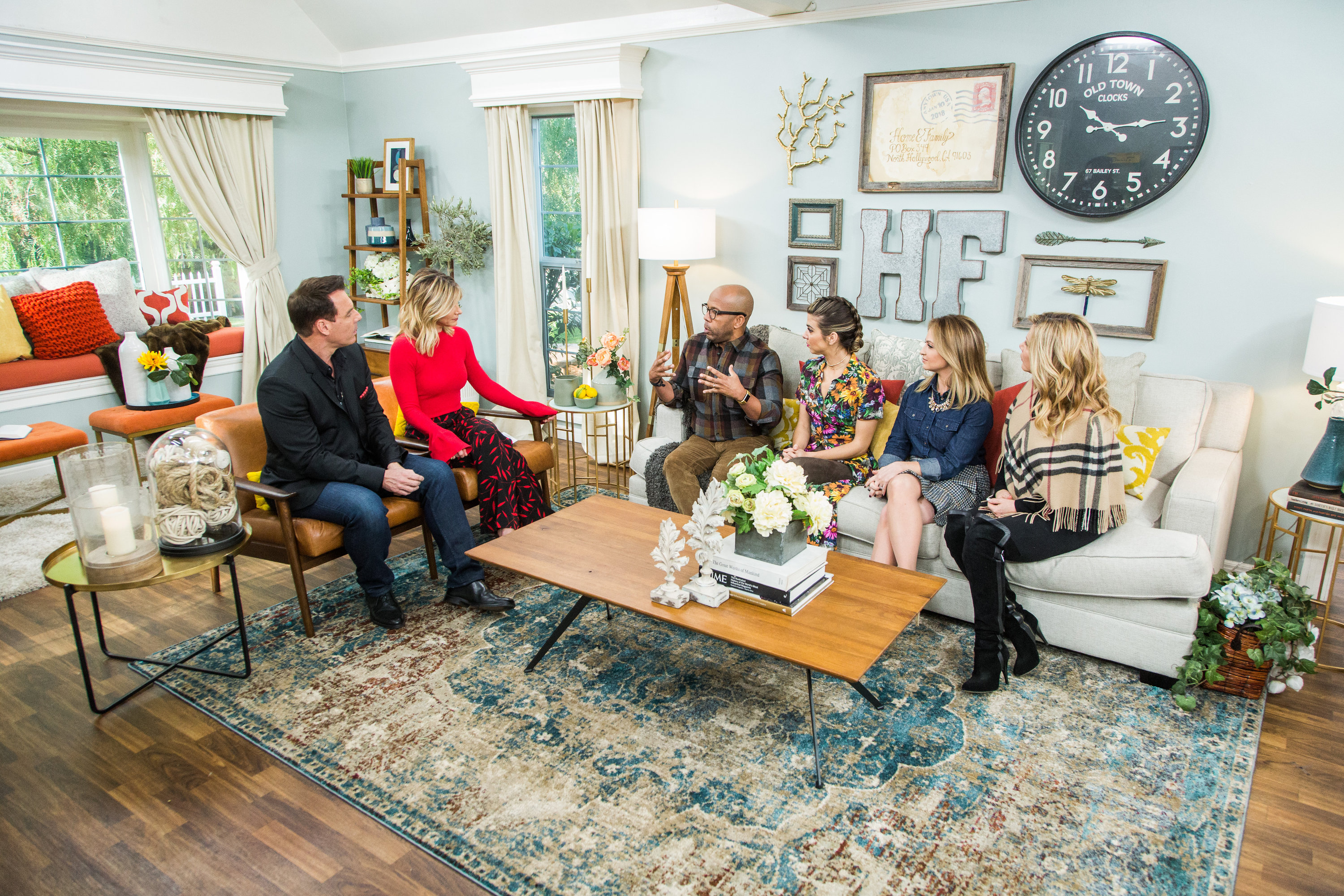 hollywood deals home and family