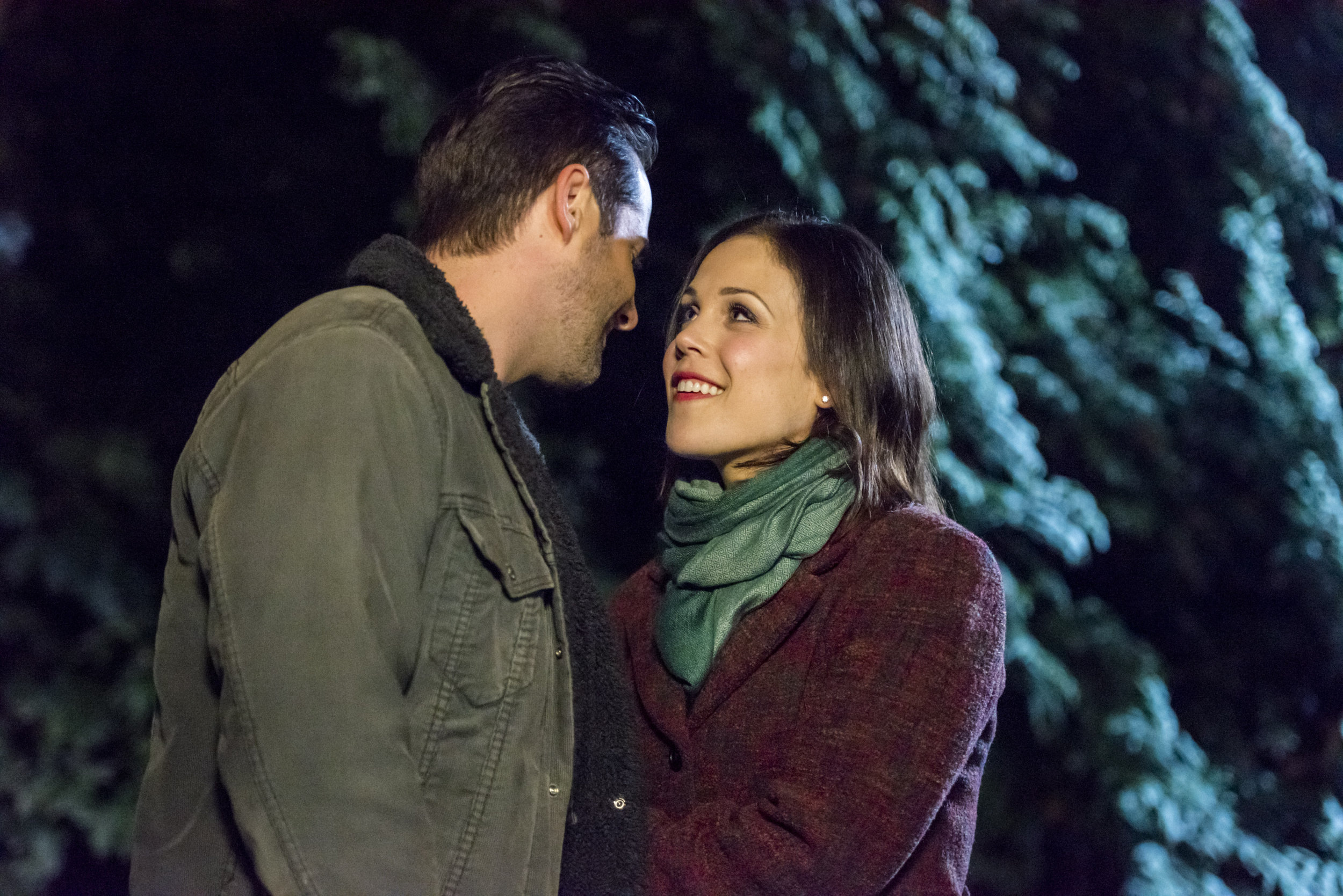 Marrying Father Christmas.First Look Marrying Father Christmas Hallmark Movies And