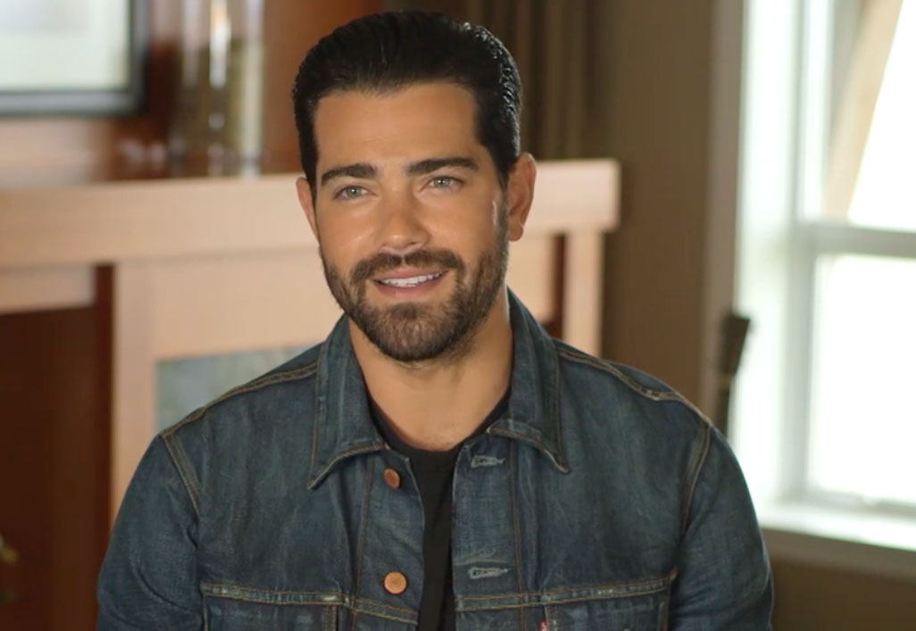 On Location - Jesse Metcalfe - Chesapeake Shores ...