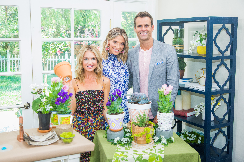 Diy Flower Pots Three Ways Home Family Video Hallmark Channel
