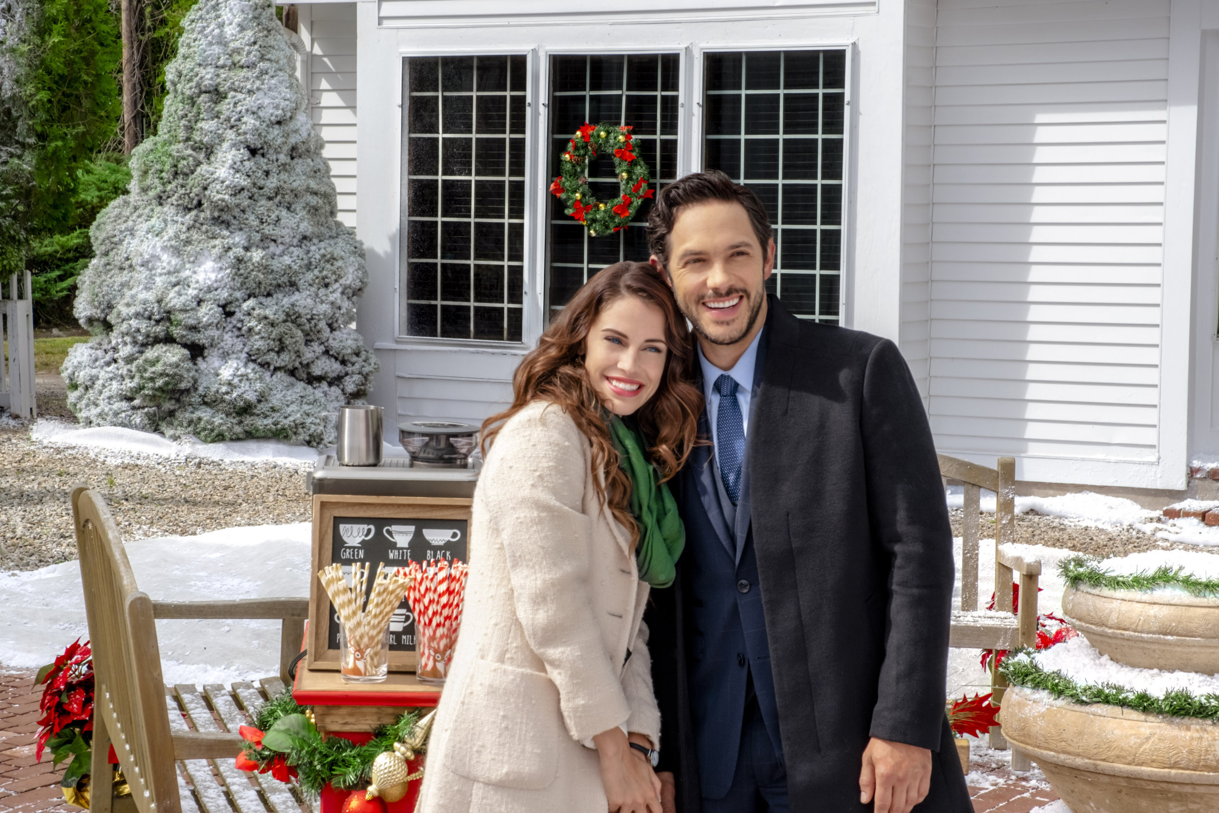 Christmas At Pemberley.Preview Christmas At Pemberley Manor Hallmark Channel