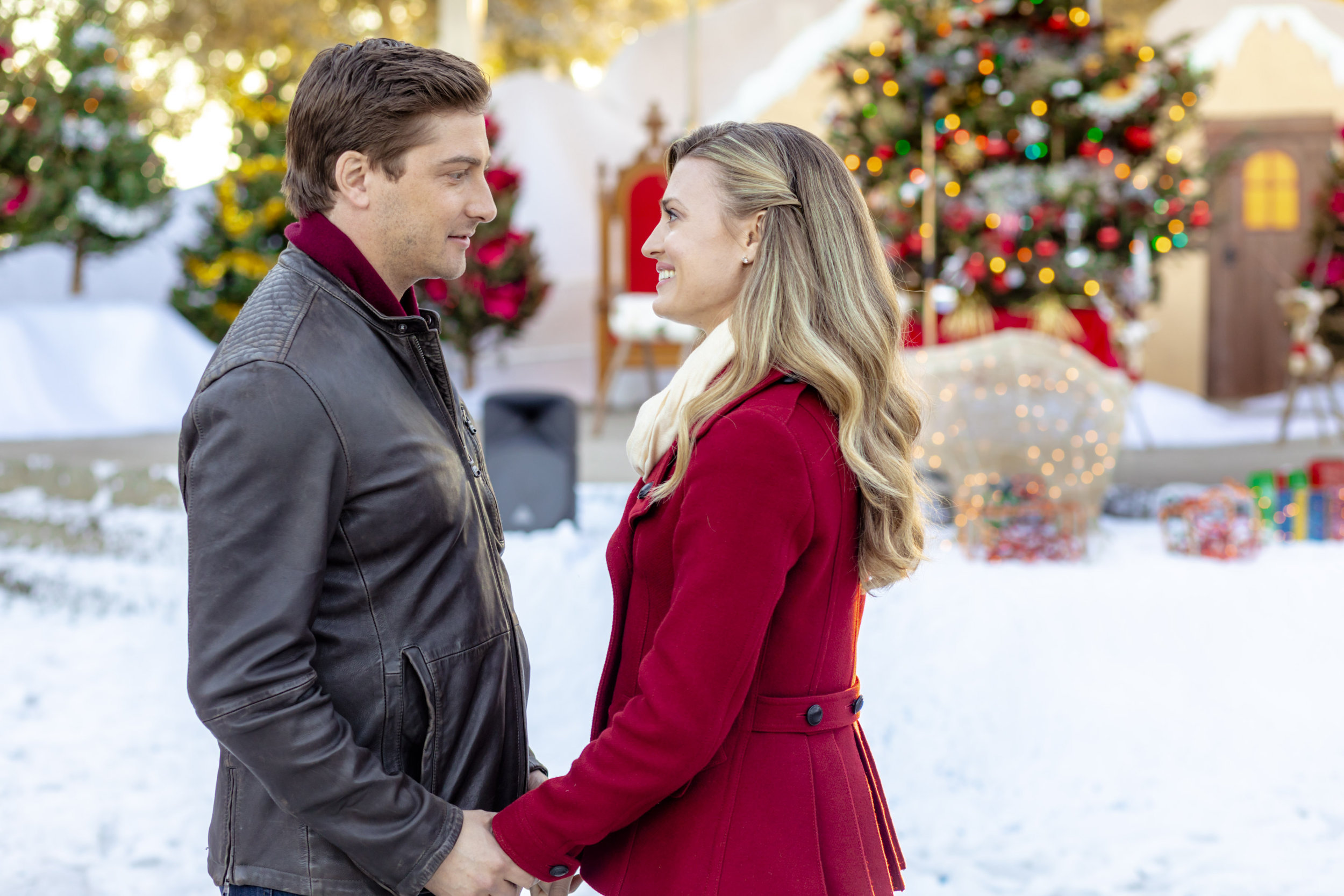 schedule of movies series and specials hallmark channel - Christmas Shows Tonight