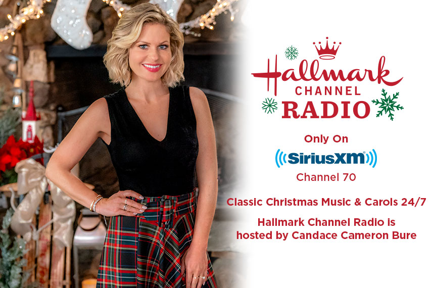 SiriusXM Hallmark Channel Radio