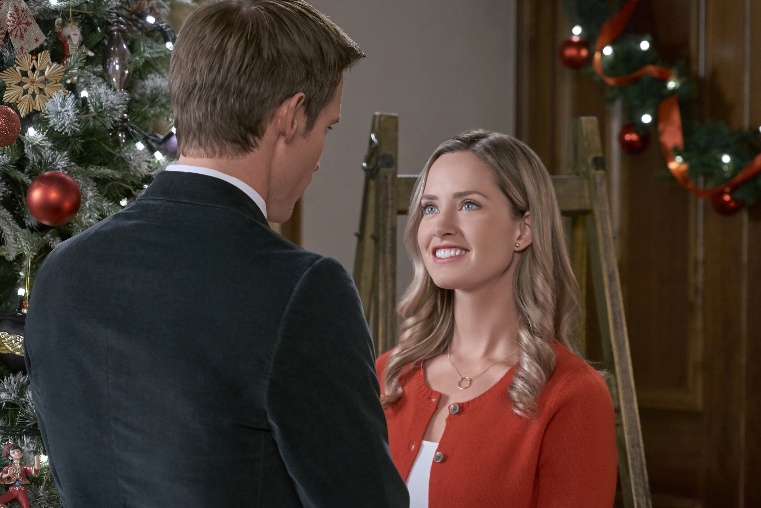 On Location - Christmas at the Palace | Hallmark Channel
