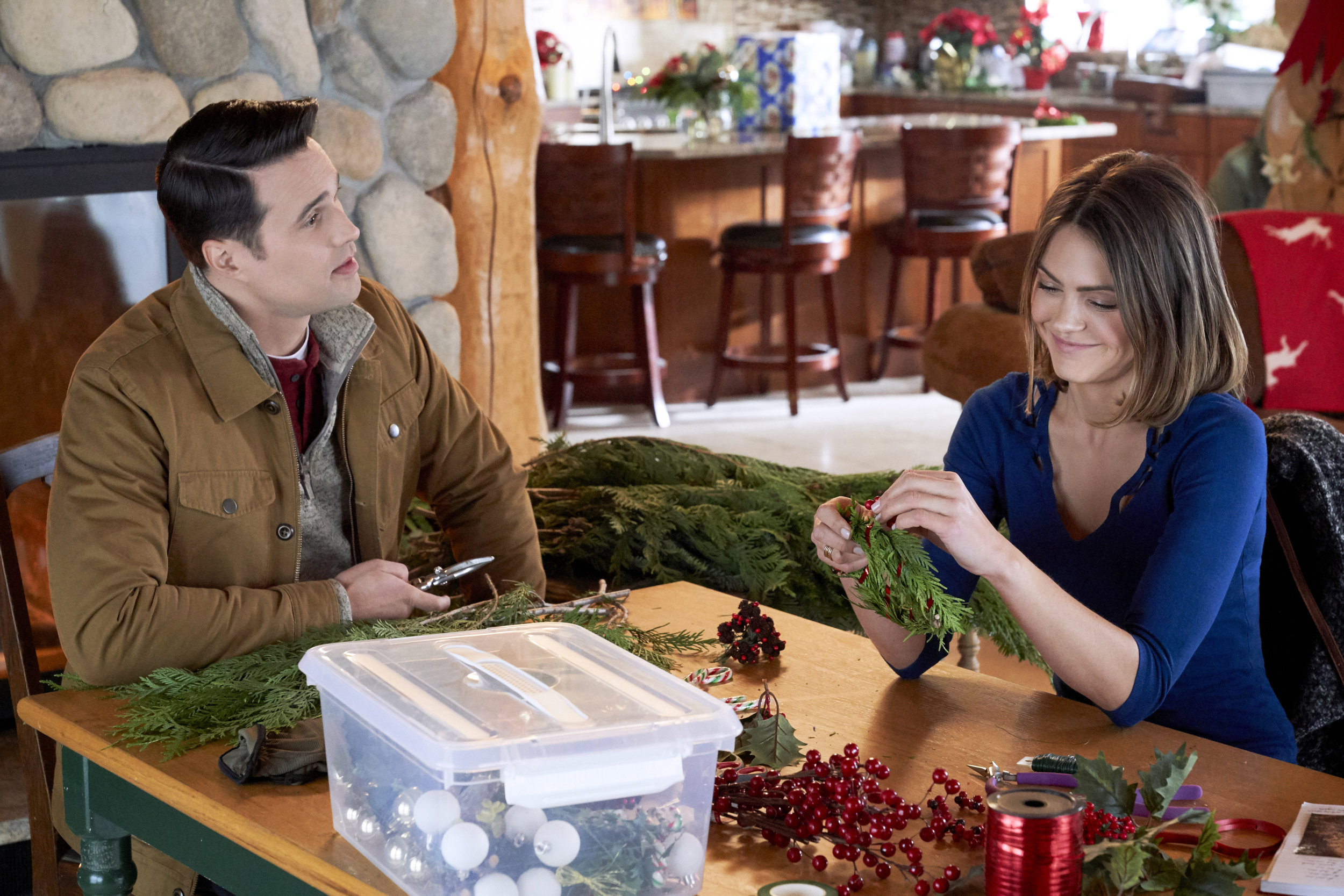 A Christmas Miracle.Preview Once Upon A Christmas Miracle Hallmark Movies